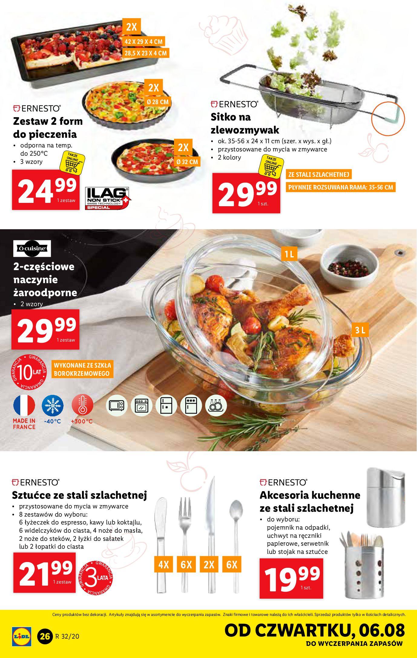 Gazetka Lidl - Katalog od 03.08-02.08.2020-08.08.2020-page-26