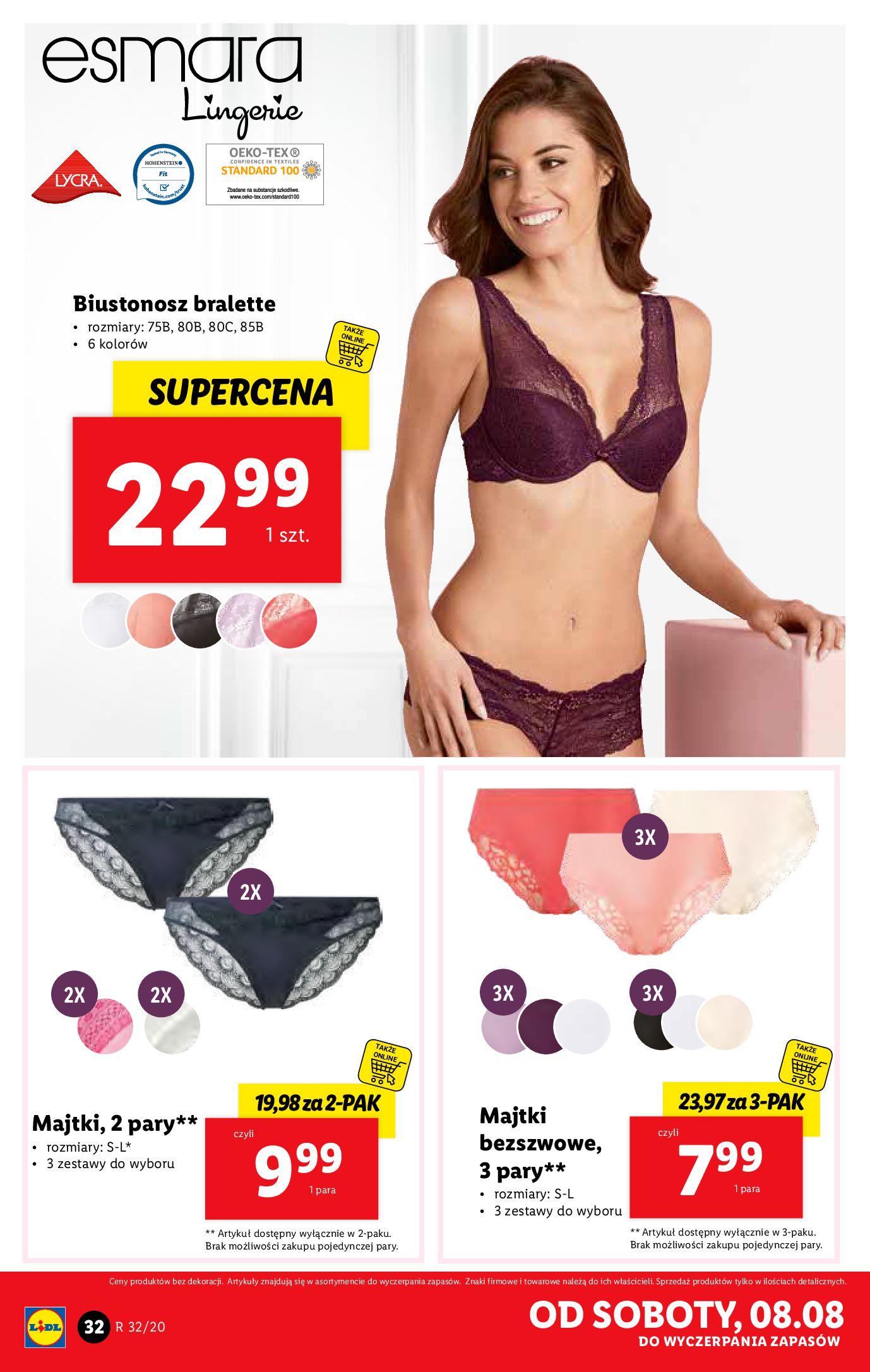 Gazetka Lidl - Katalog od 03.08-02.08.2020-08.08.2020-page-32