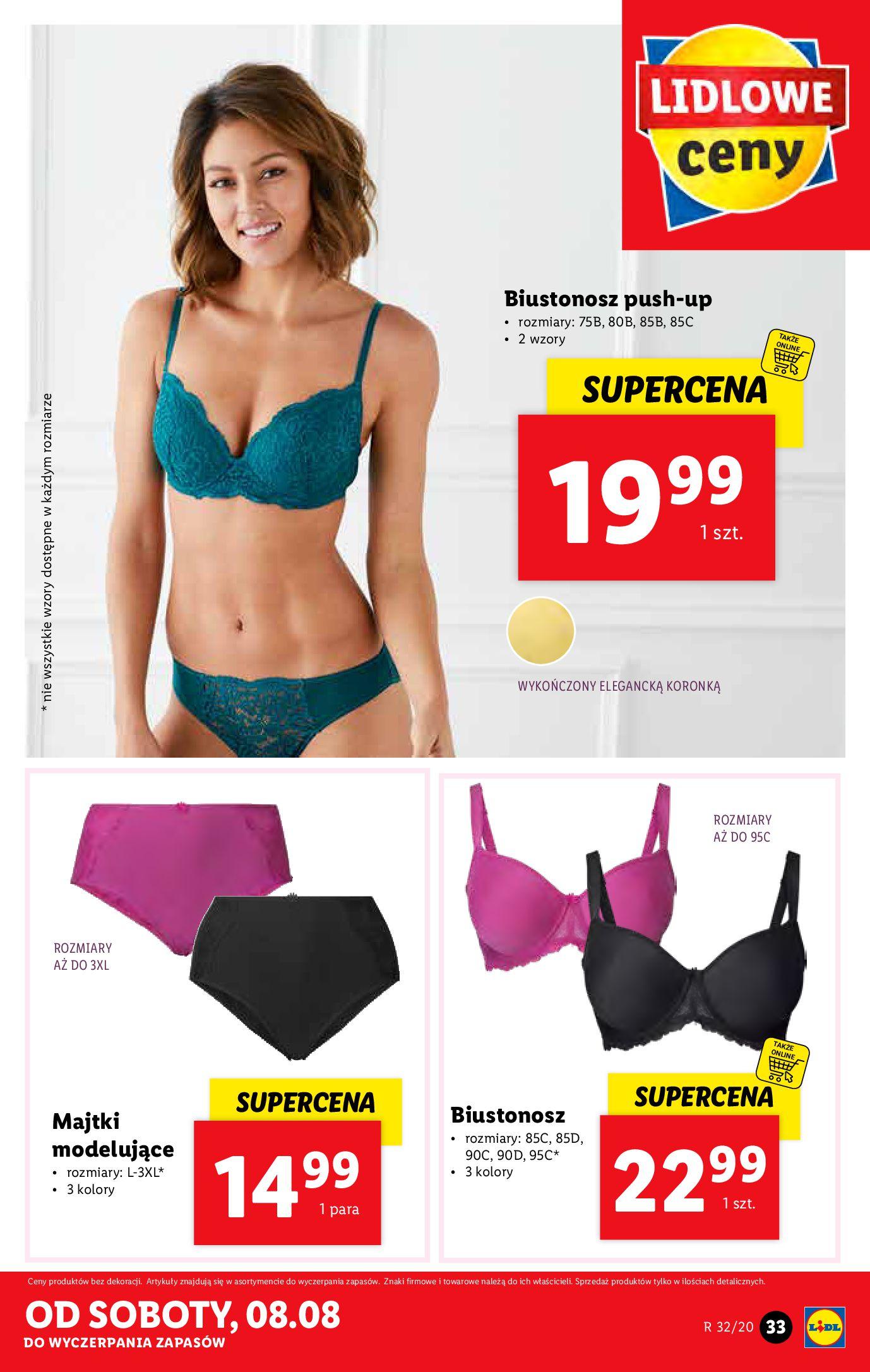 Gazetka Lidl - Katalog od 03.08-02.08.2020-08.08.2020-page-33