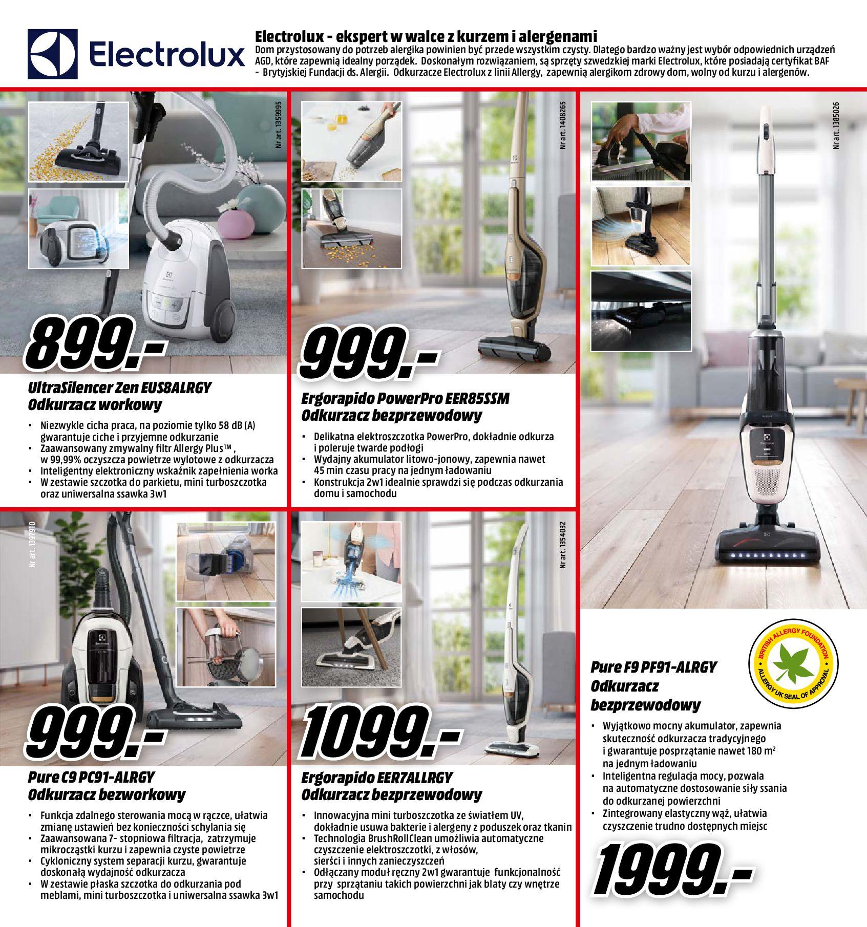 Gazetka Media Markt - AGD ułatwia życie-11.09.2019-25.09.2019-page-9