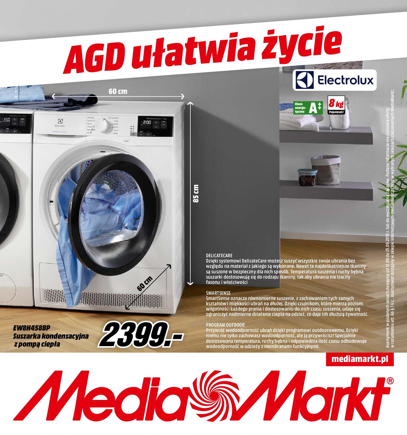 Gazetka Media Markt - AGD ułatwia życie-11.09.2019-25.09.2019-page-28