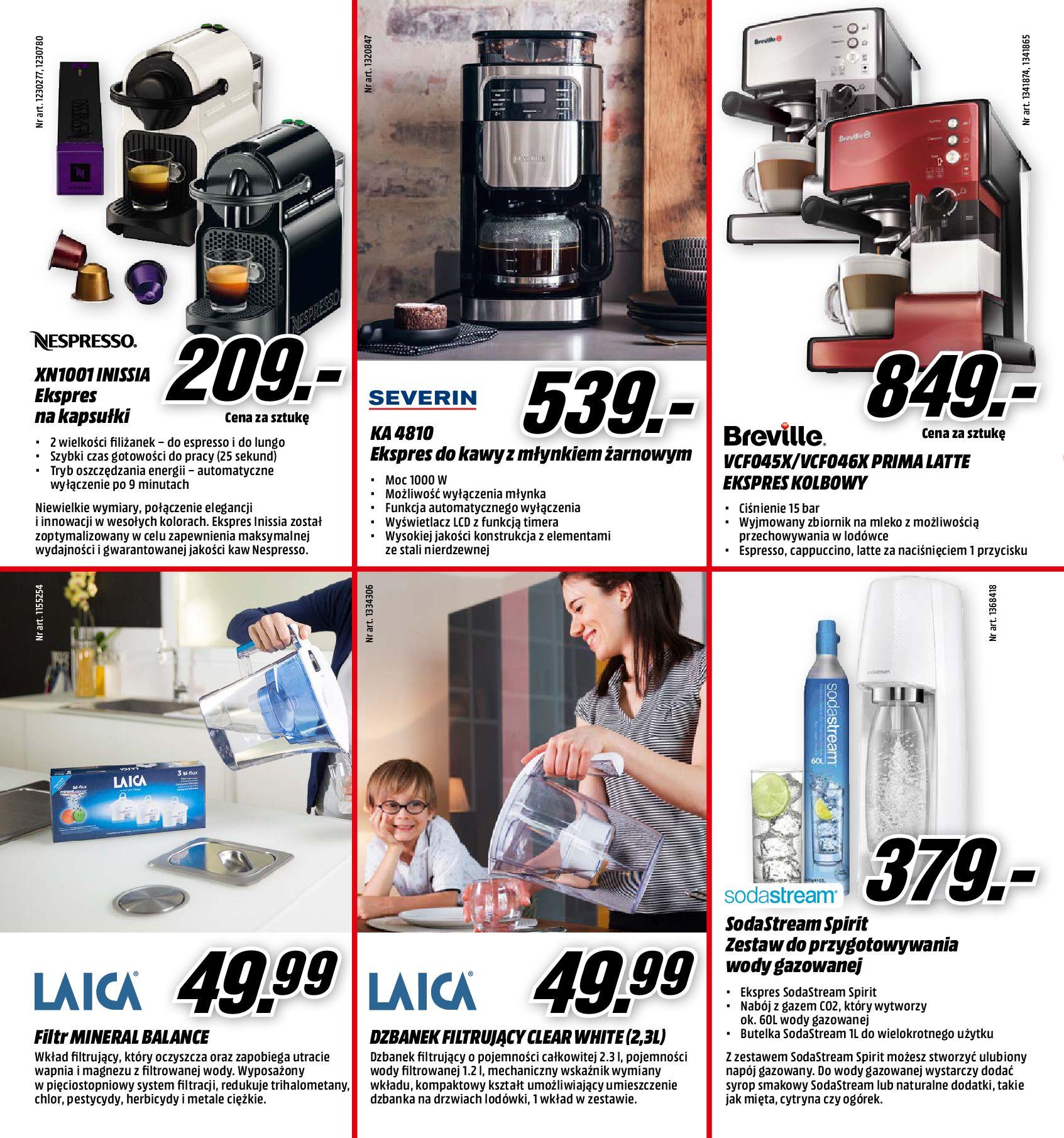 Gazetka Media Markt - AGD ułatwia życie-11.09.2019-25.09.2019-page-4