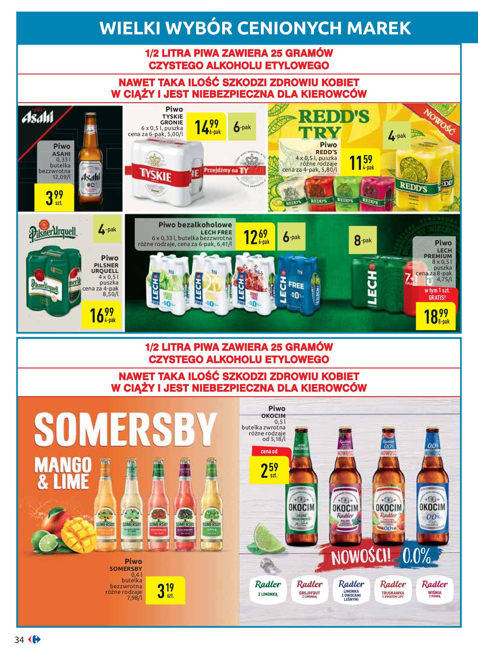 Gazetka Carrefour - Wielki wybór cenionych marek-06.05.2019-18.05.2019-page-