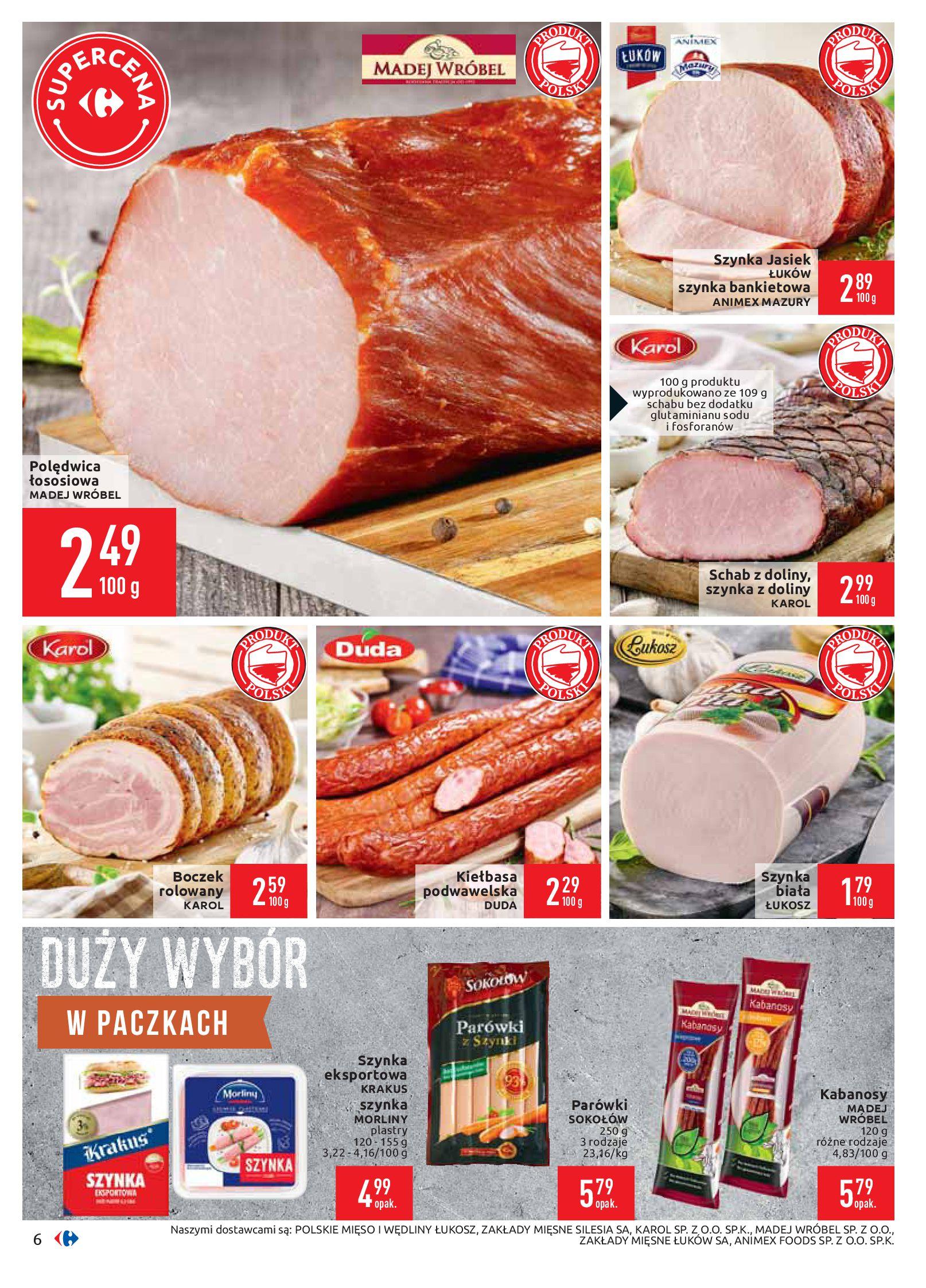 Gazetka Carrefour - Gazetka promocyjna-10.02.2020-17.02.2020-page-6