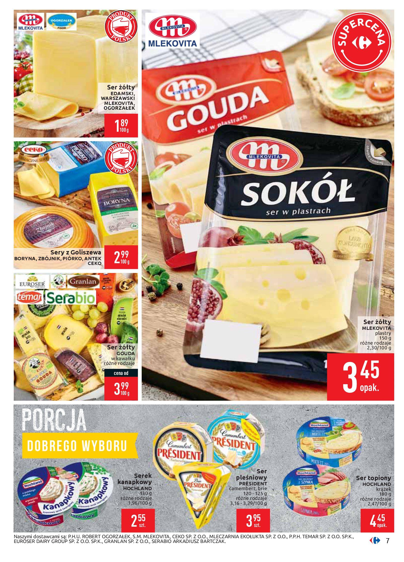 Gazetka Carrefour - Gazetka promocyjna-10.02.2020-17.02.2020-page-7