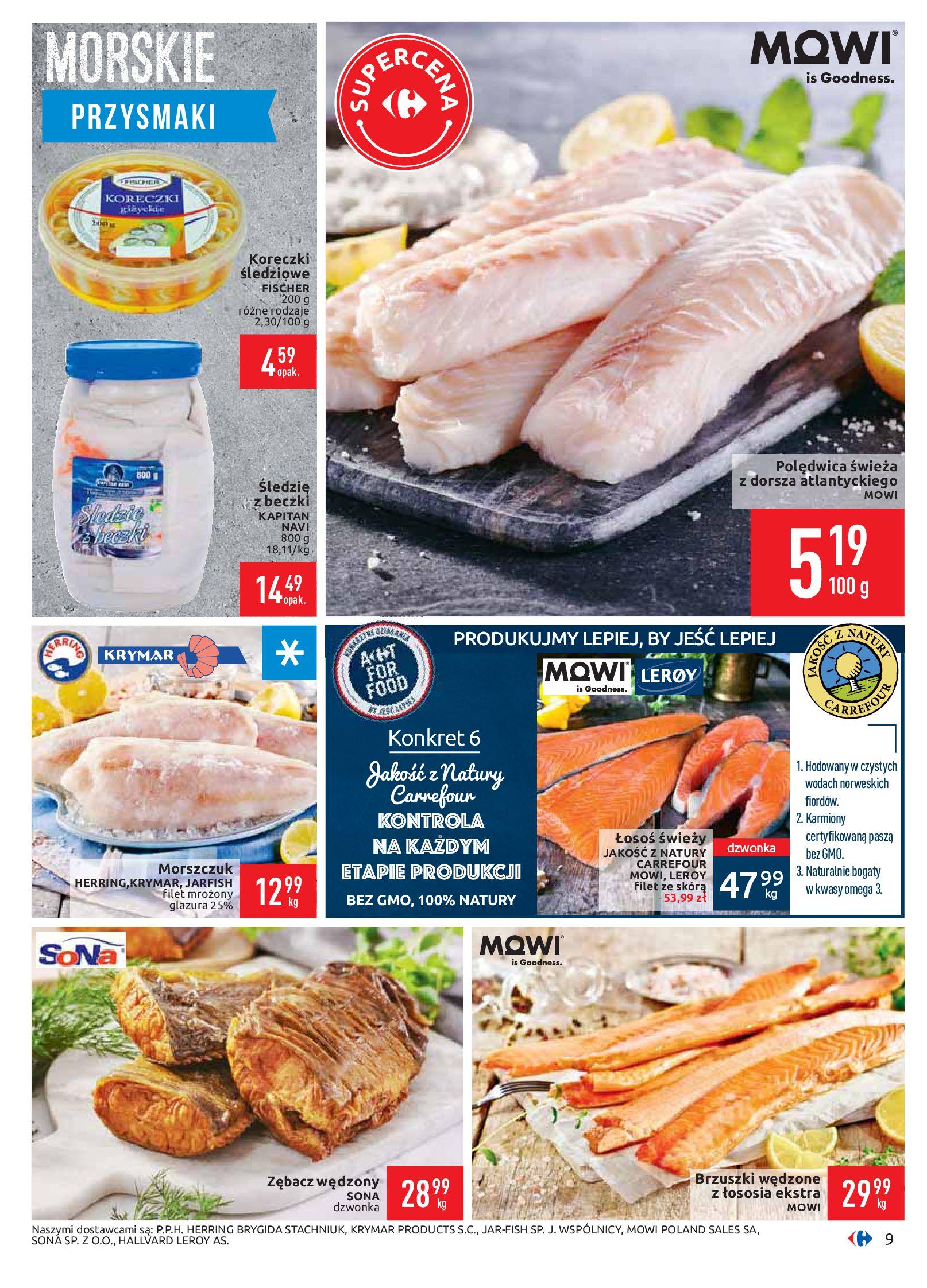 Gazetka Carrefour - Gazetka promocyjna-10.02.2020-17.02.2020-page-9