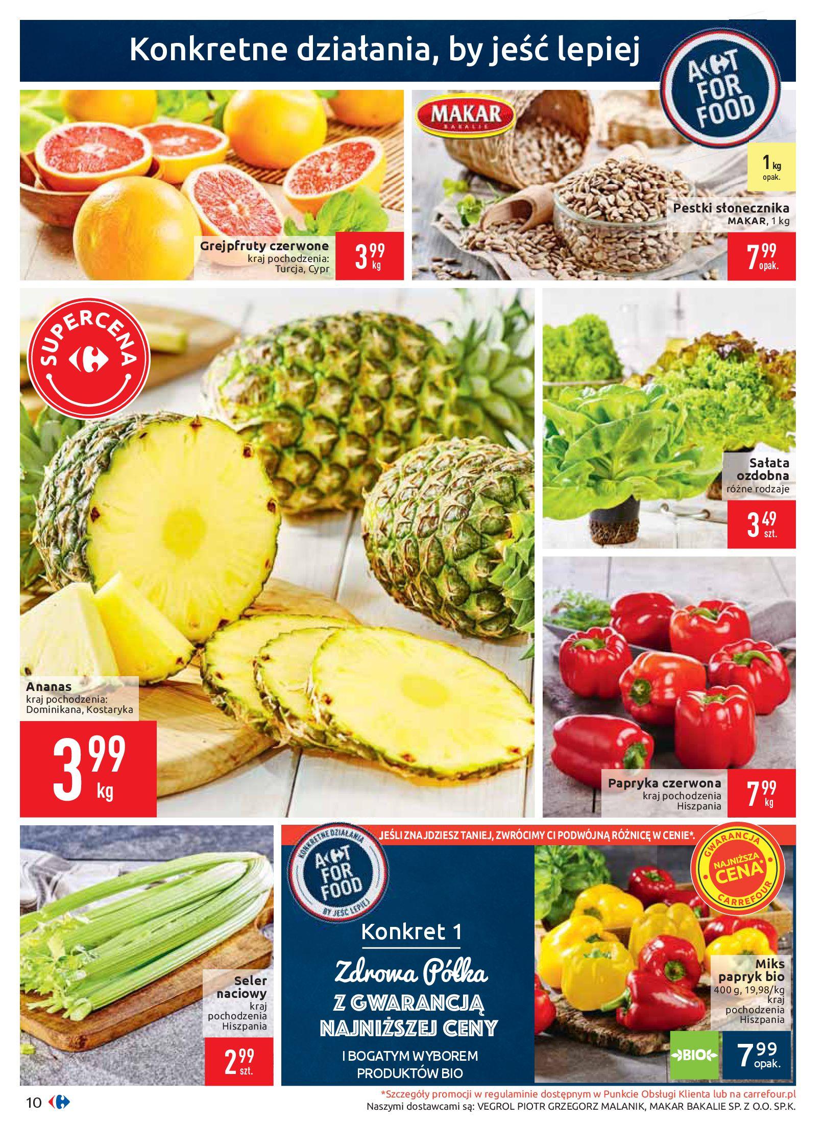 Gazetka Carrefour - Gazetka promocyjna-10.02.2020-17.02.2020-page-10