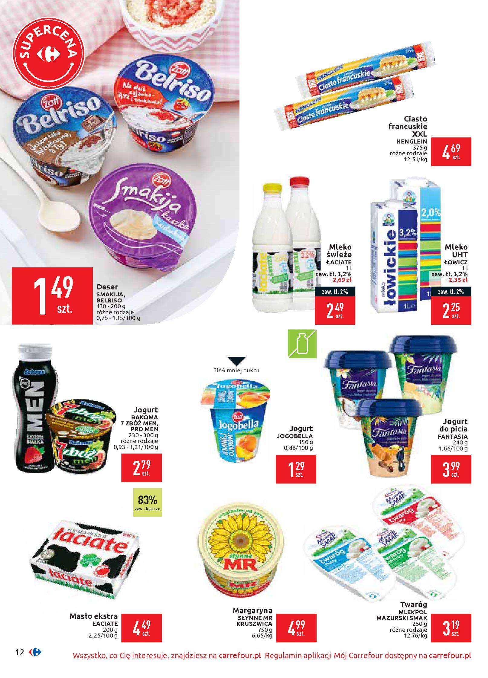 Gazetka Carrefour - Gazetka promocyjna-10.02.2020-17.02.2020-page-12