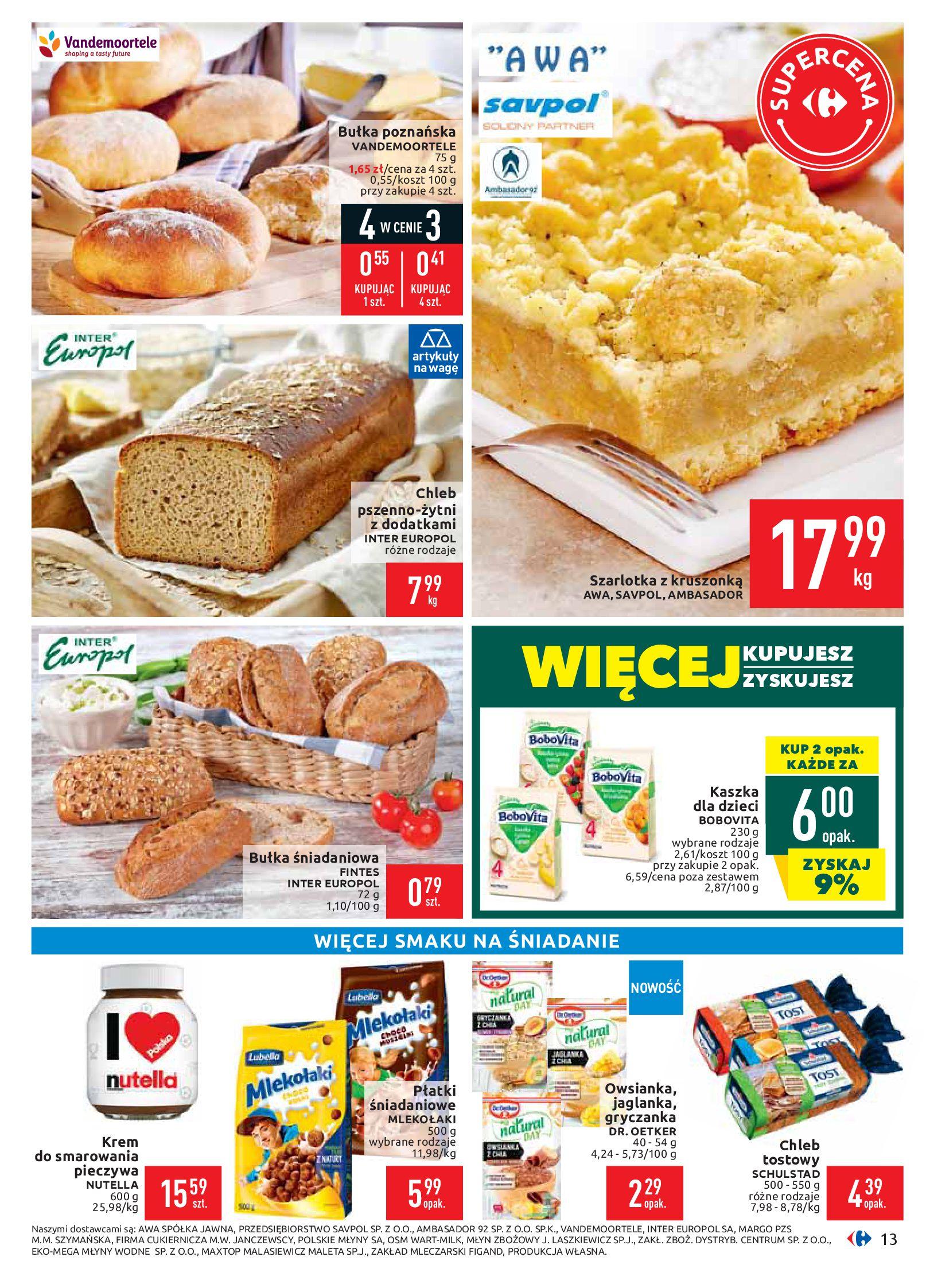 Gazetka Carrefour - Gazetka promocyjna-10.02.2020-17.02.2020-page-13