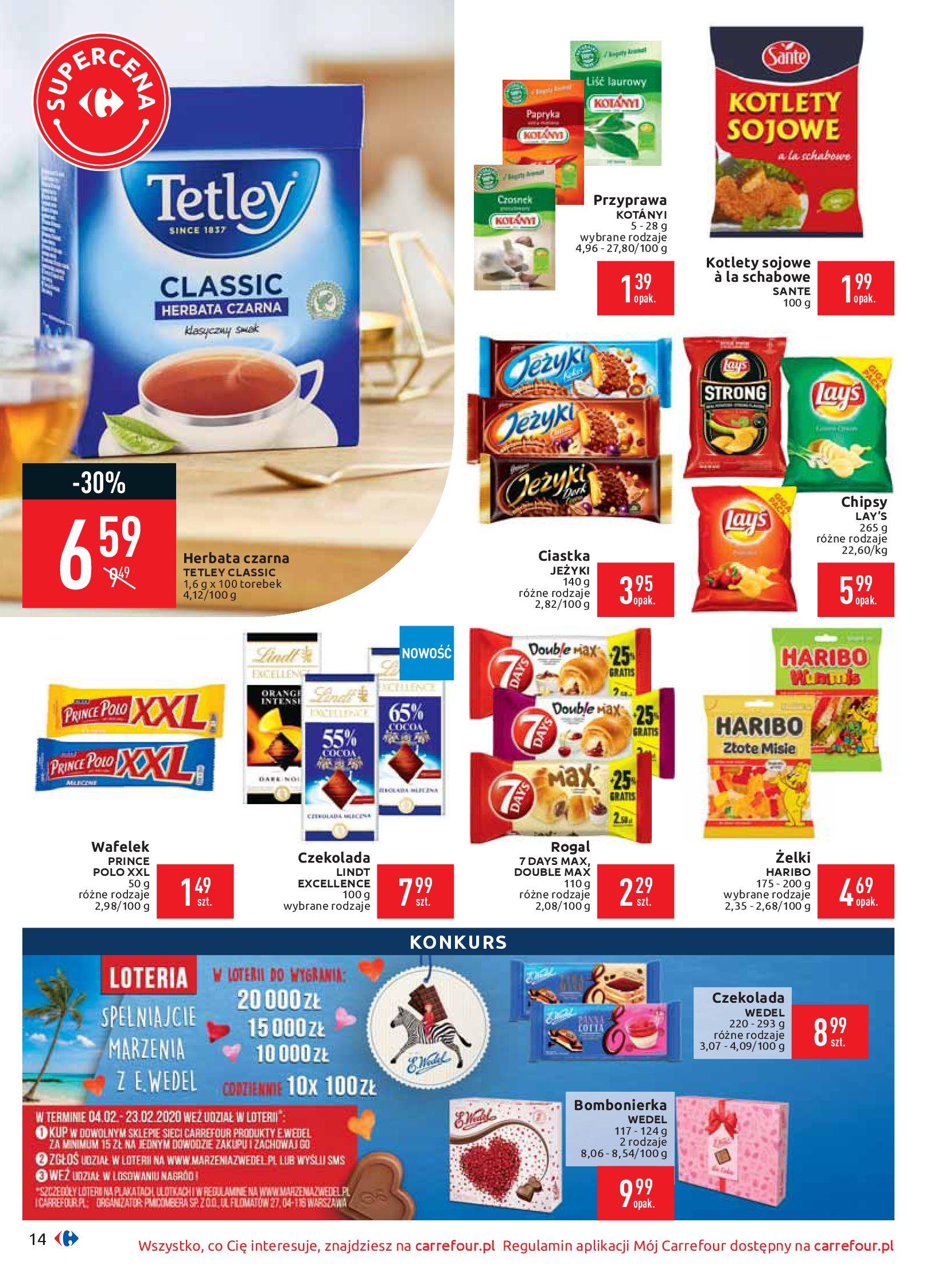 Gazetka Carrefour - Gazetka promocyjna-10.02.2020-17.02.2020-page-14