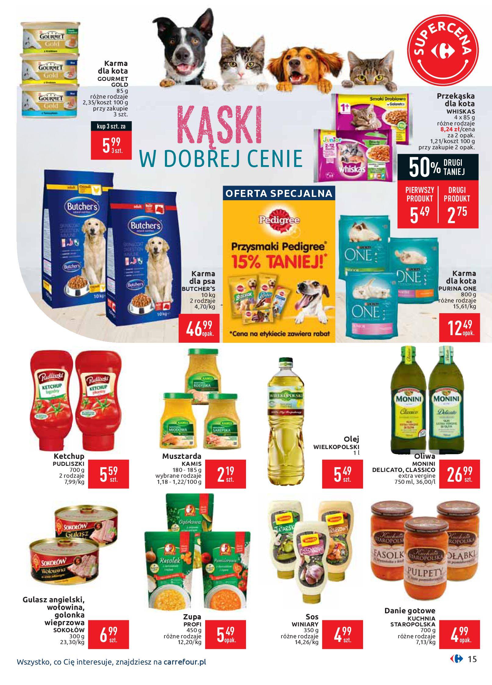 Gazetka Carrefour - Gazetka promocyjna-10.02.2020-17.02.2020-page-15
