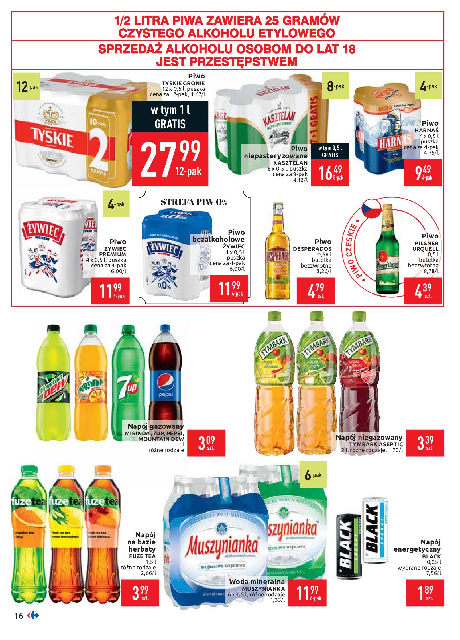 Gazetka Carrefour - Gazetka promocyjna-10.02.2020-17.02.2020-page-16