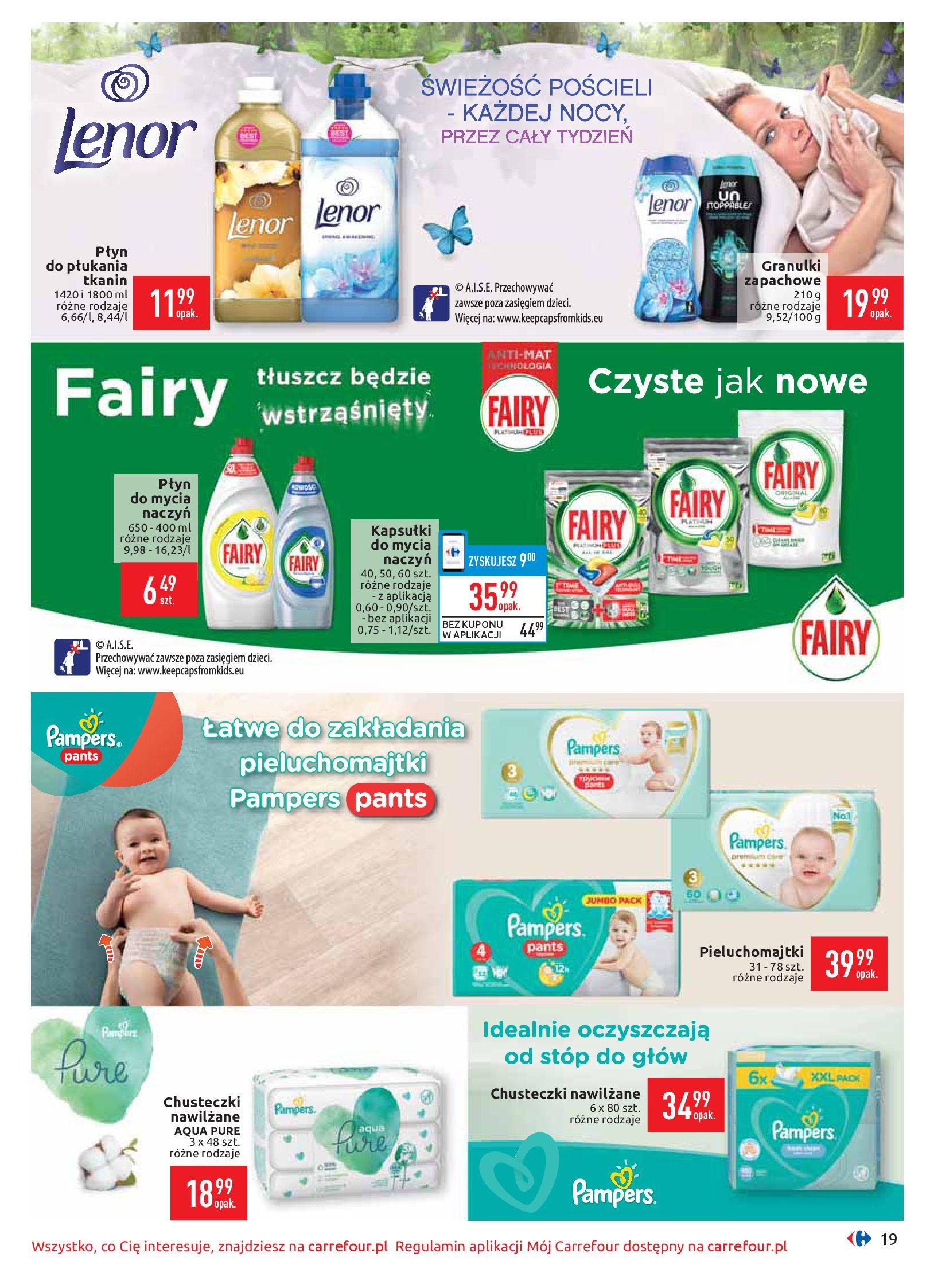 Gazetka Carrefour - Gazetka promocyjna-10.02.2020-17.02.2020-page-19