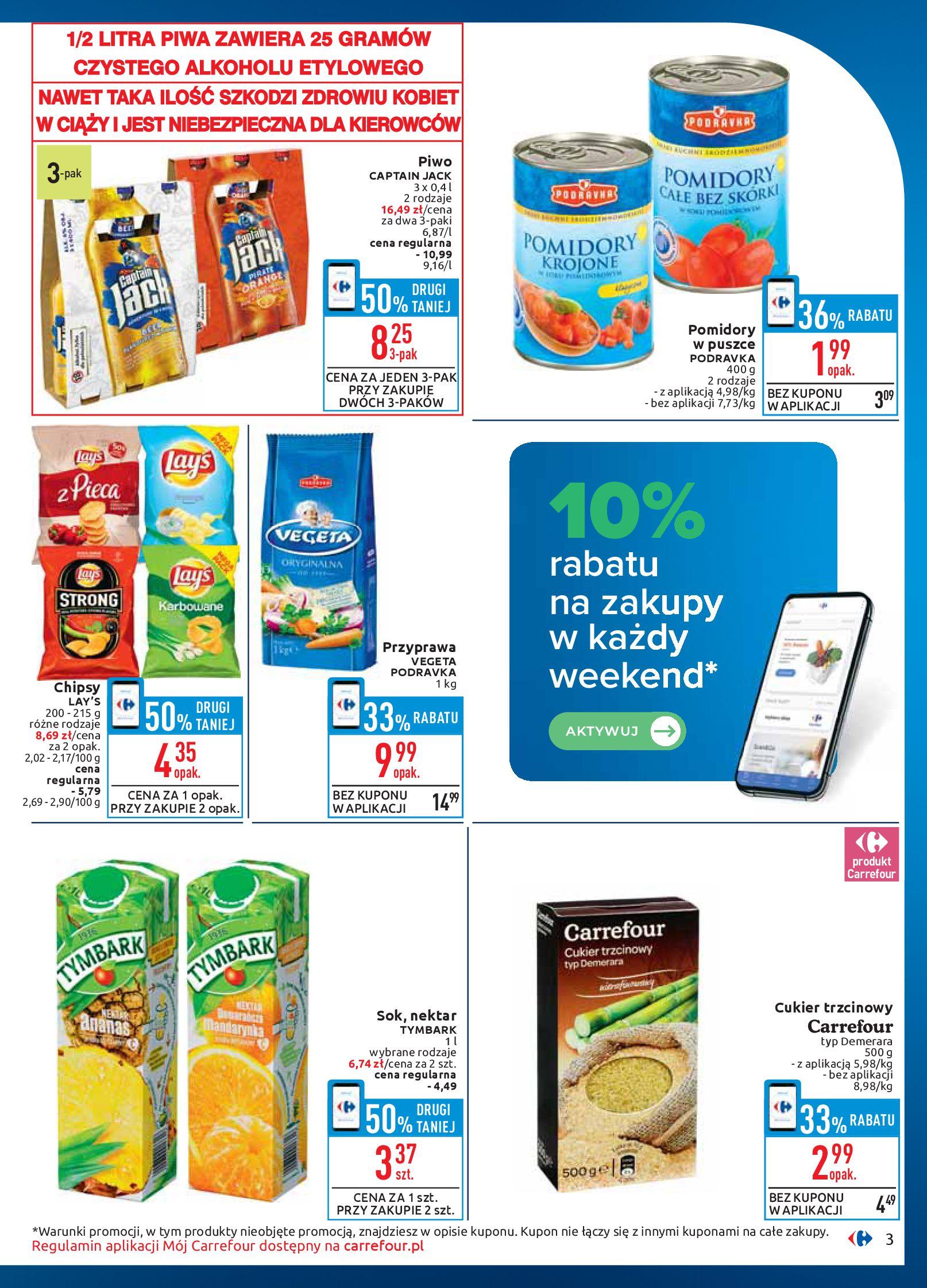 Gazetka Carrefour - Gazetka promocyjna-10.02.2020-17.02.2020-page-3