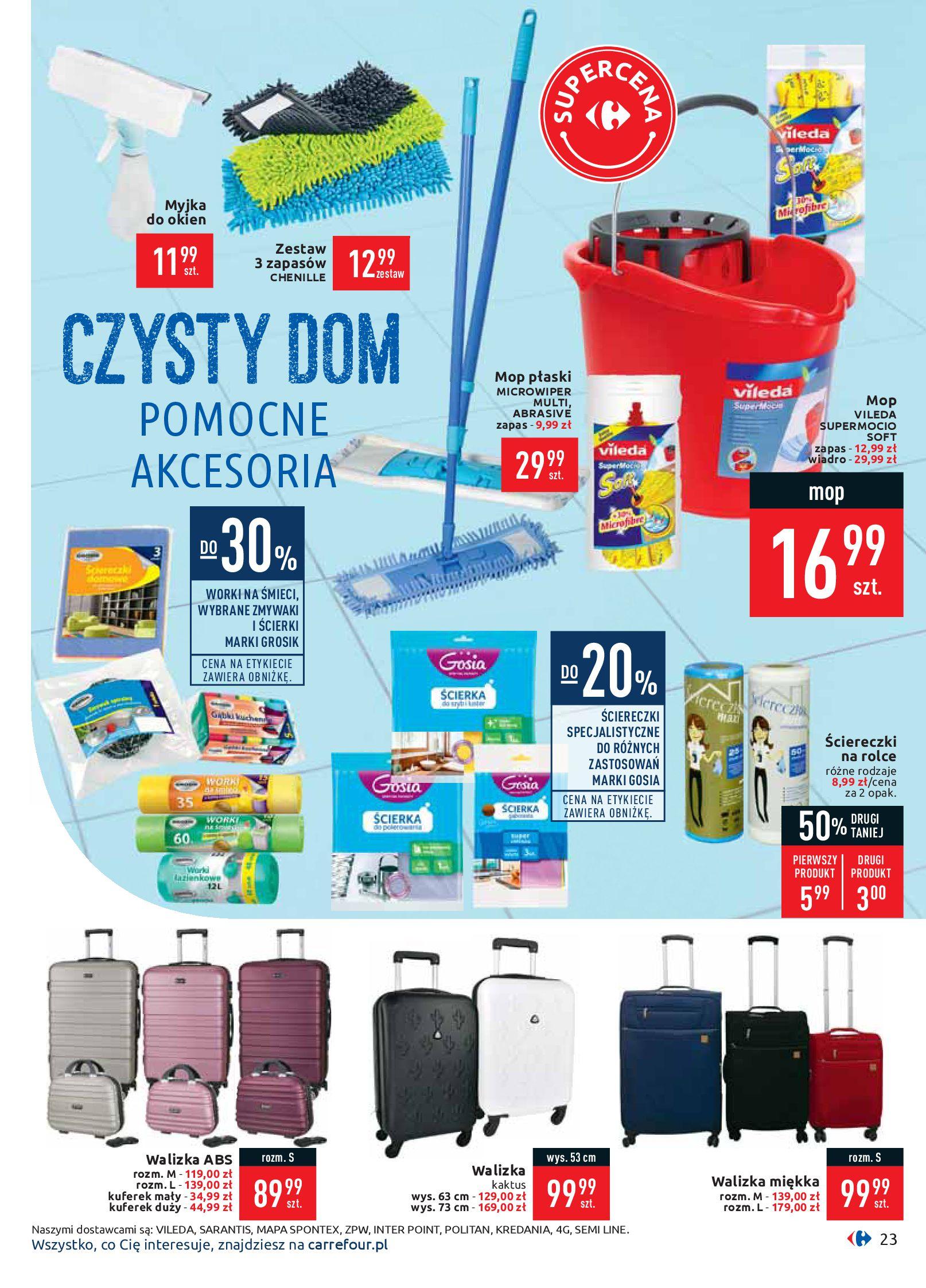 Gazetka Carrefour - Gazetka promocyjna-10.02.2020-17.02.2020-page-23