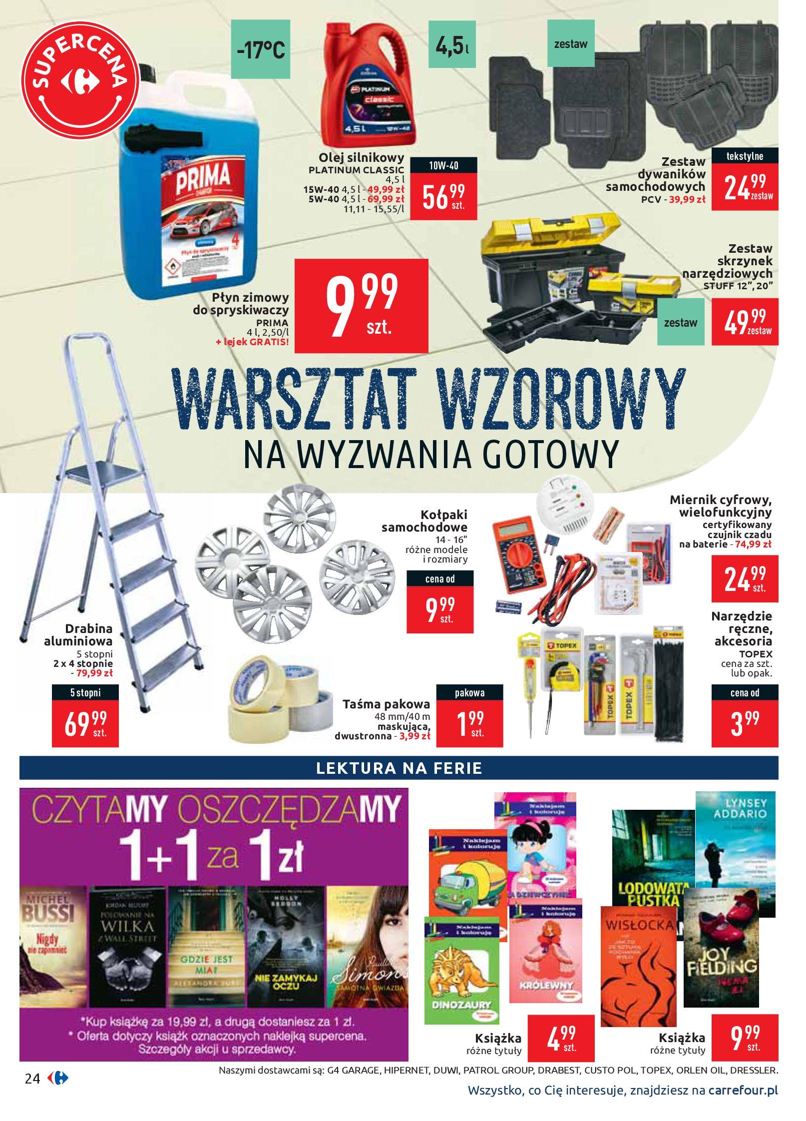 Gazetka Carrefour - Gazetka promocyjna-10.02.2020-17.02.2020-page-24