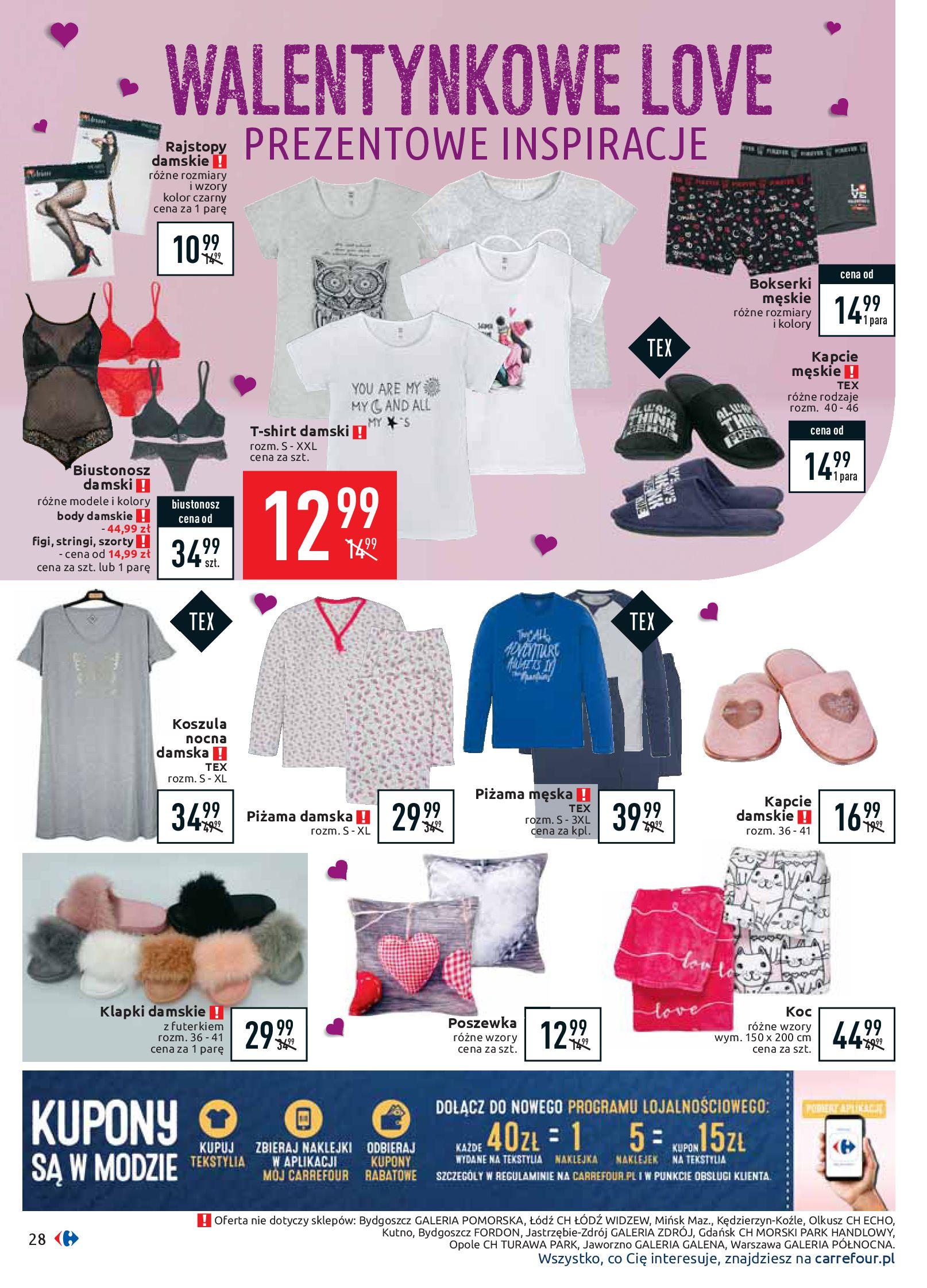 Gazetka Carrefour - Gazetka promocyjna-10.02.2020-17.02.2020-page-28