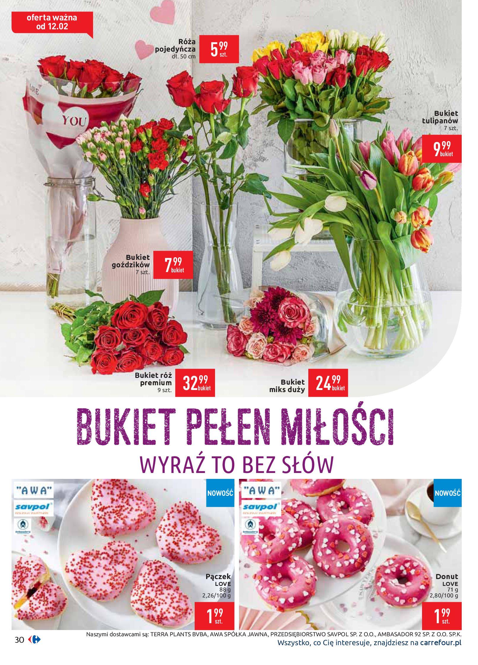 Gazetka Carrefour - Gazetka promocyjna-10.02.2020-17.02.2020-page-30