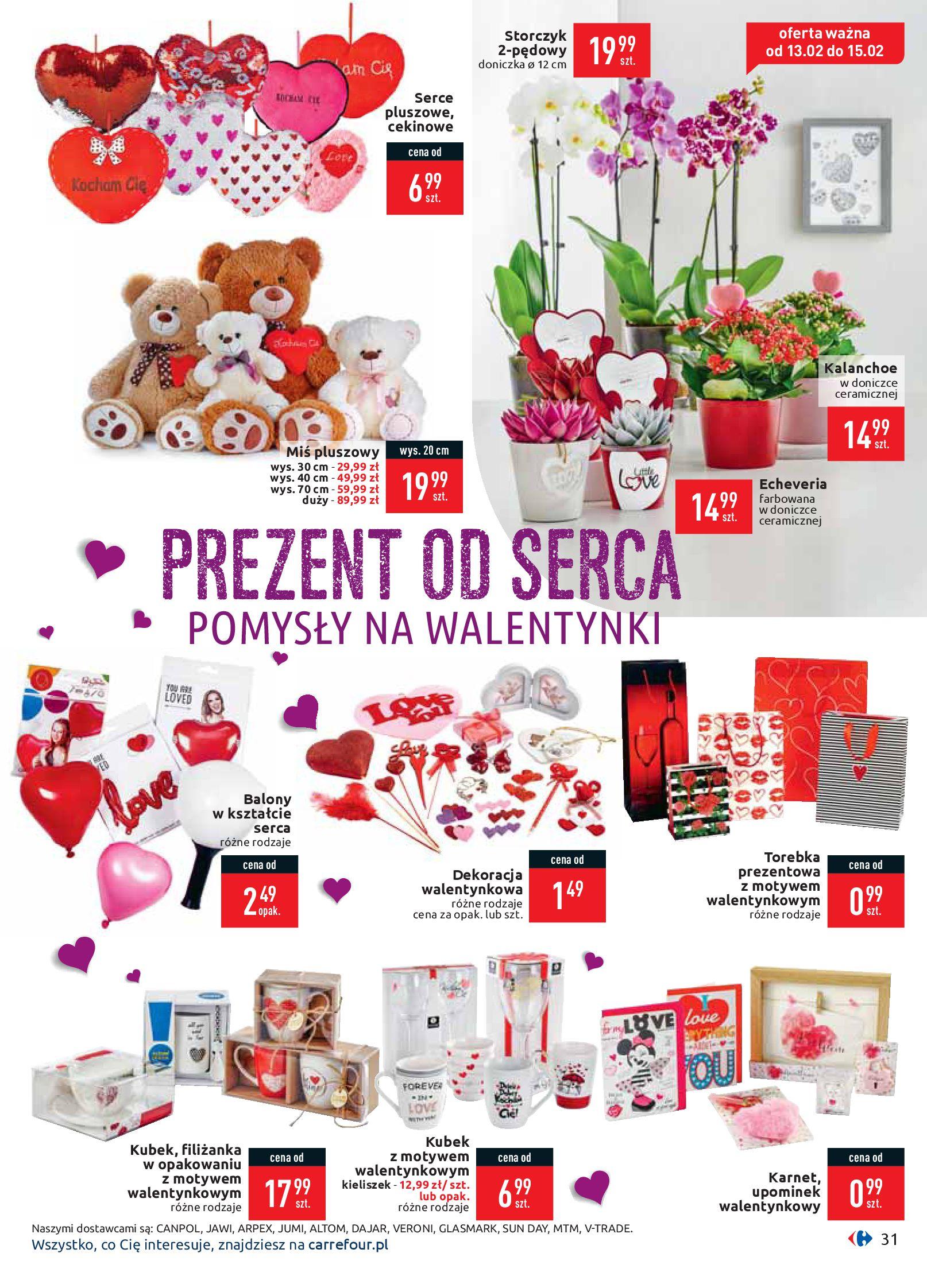 Gazetka Carrefour - Gazetka promocyjna-10.02.2020-17.02.2020-page-31