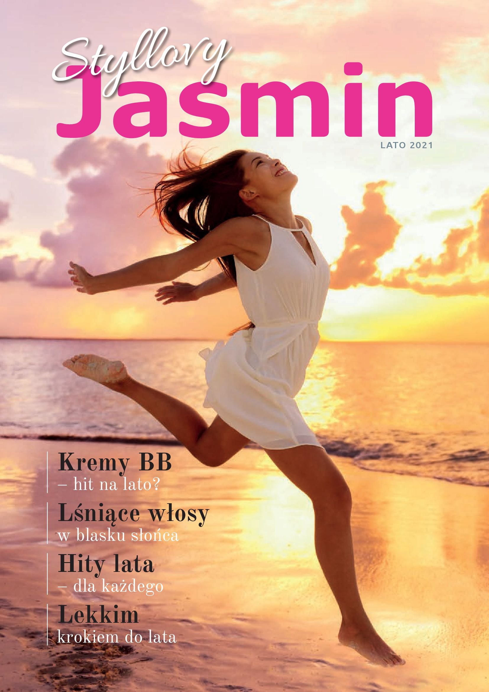 Gazetka Drogerie Jasmin: Gazetka Drogerie Jasmin 2021-08-24 page-1