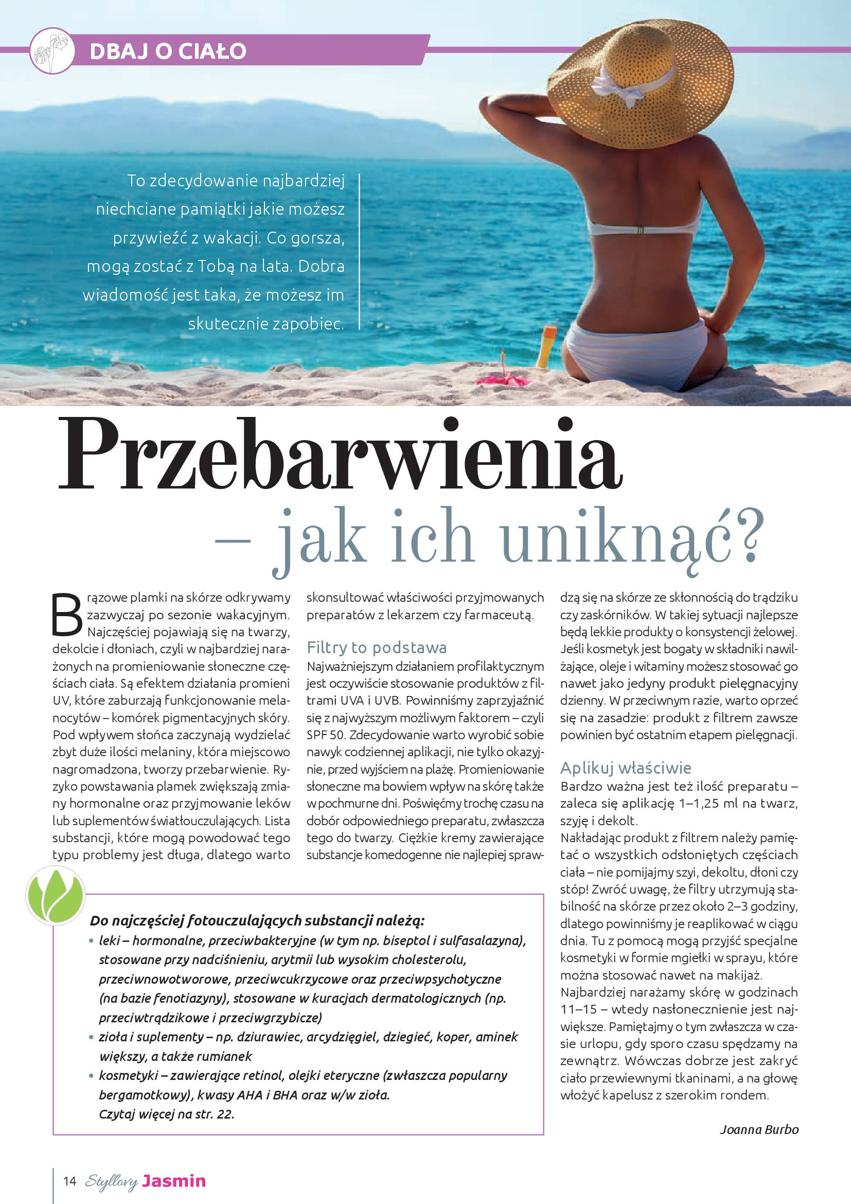 Gazetka Drogerie Jasmin: Gazetka Drogerie Jasmin 2021-08-24 page-14