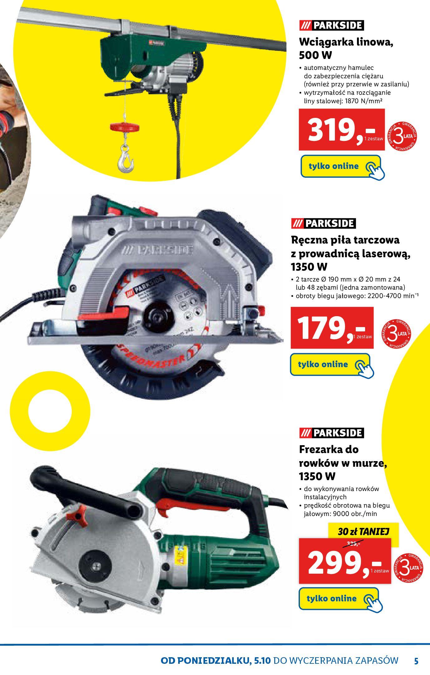 Gazetka Lidl - Katalog sklepu ONLINE-04.10.2020-31.10.2020-page-5