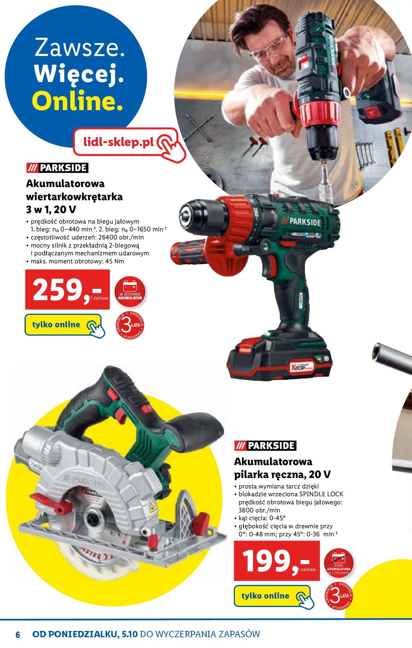 Gazetka Lidl - Katalog sklepu ONLINE-04.10.2020-31.10.2020-page-6