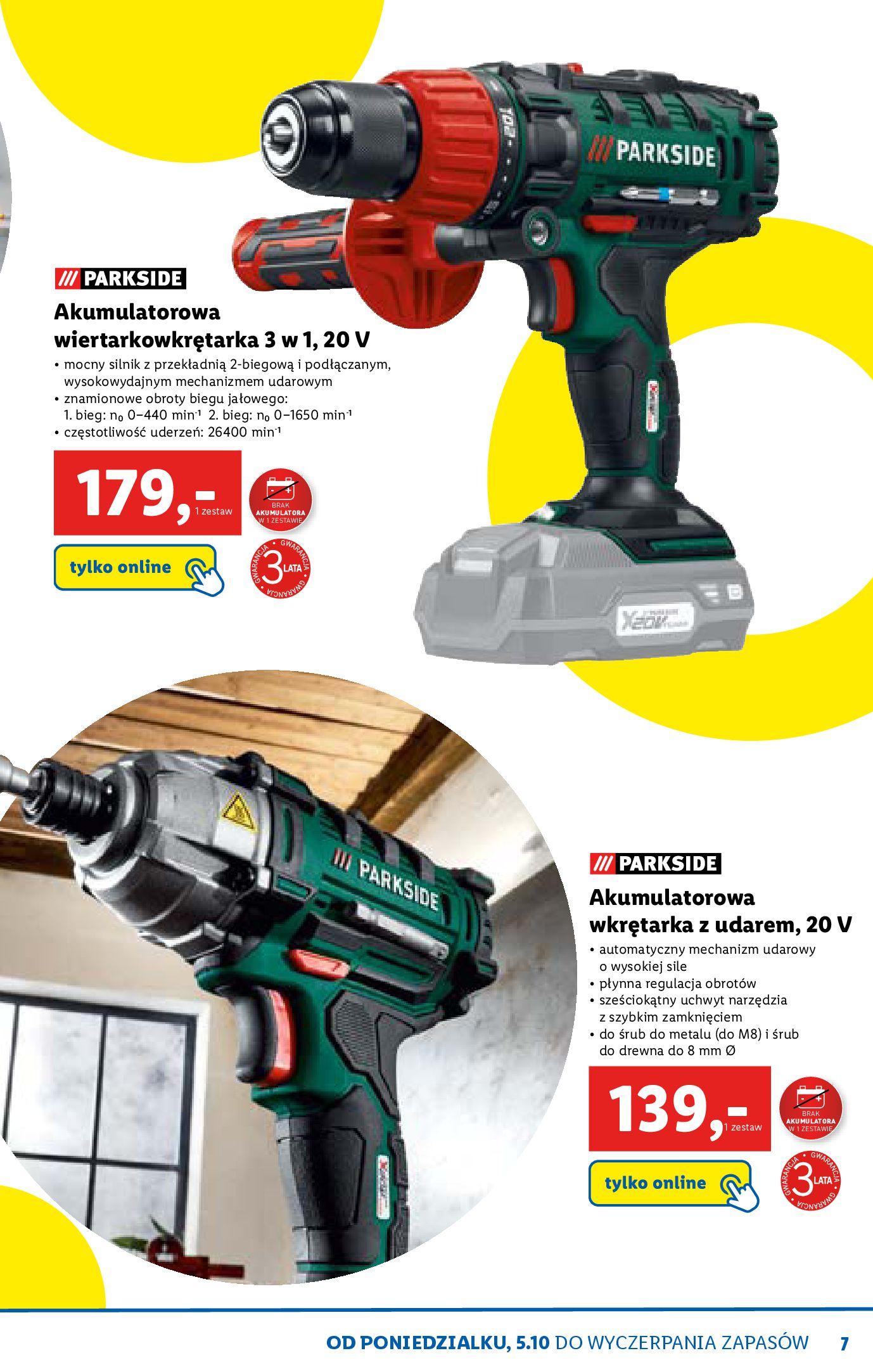 Gazetka Lidl - Katalog sklepu ONLINE-04.10.2020-31.10.2020-page-7