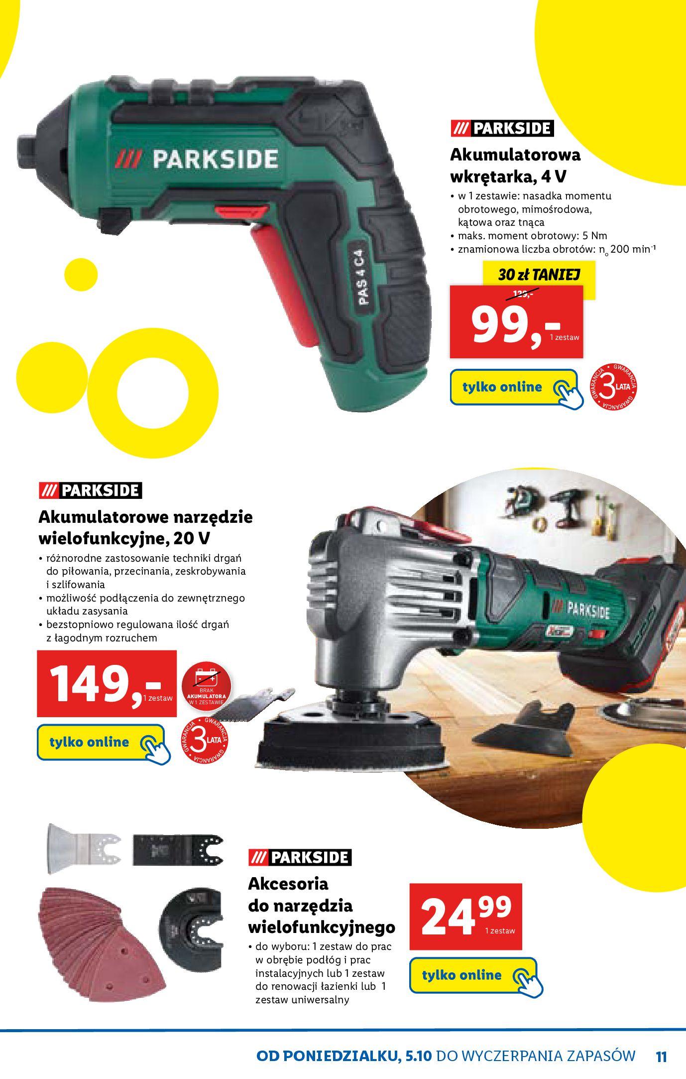Gazetka Lidl - Katalog sklepu ONLINE-04.10.2020-31.10.2020-page-11