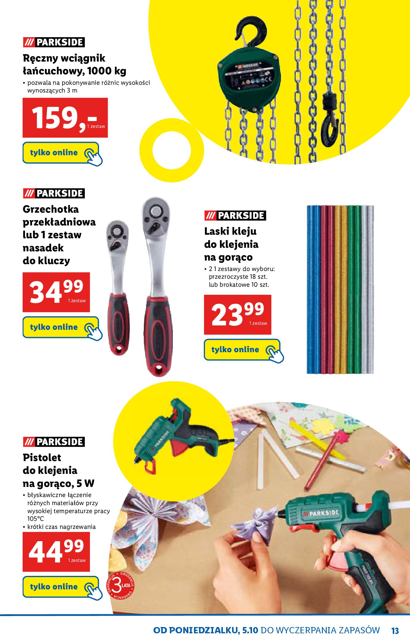 Gazetka Lidl - Katalog sklepu ONLINE-04.10.2020-31.10.2020-page-13