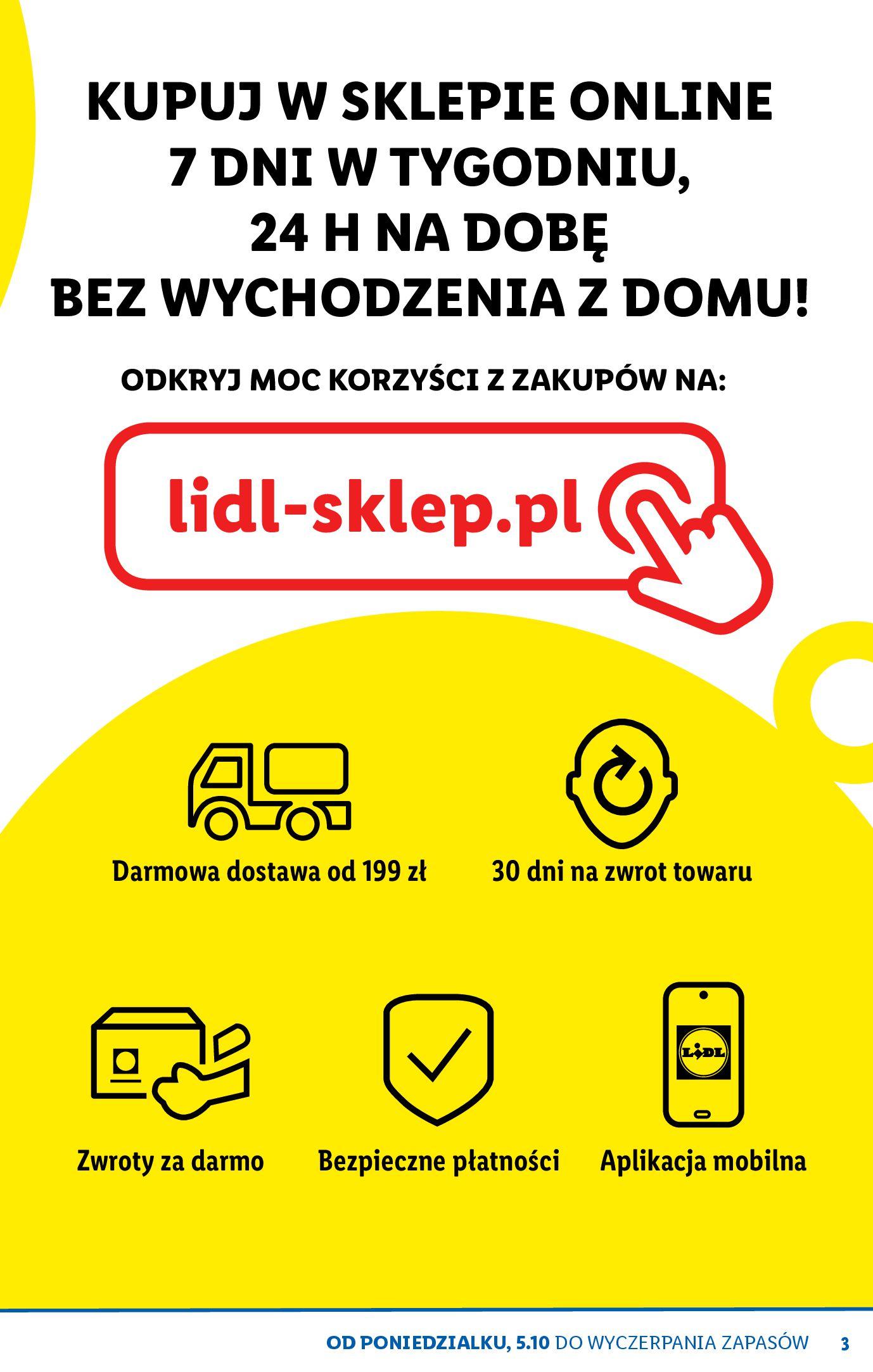 Gazetka Lidl - Katalog sklepu ONLINE-04.10.2020-31.10.2020-page-3
