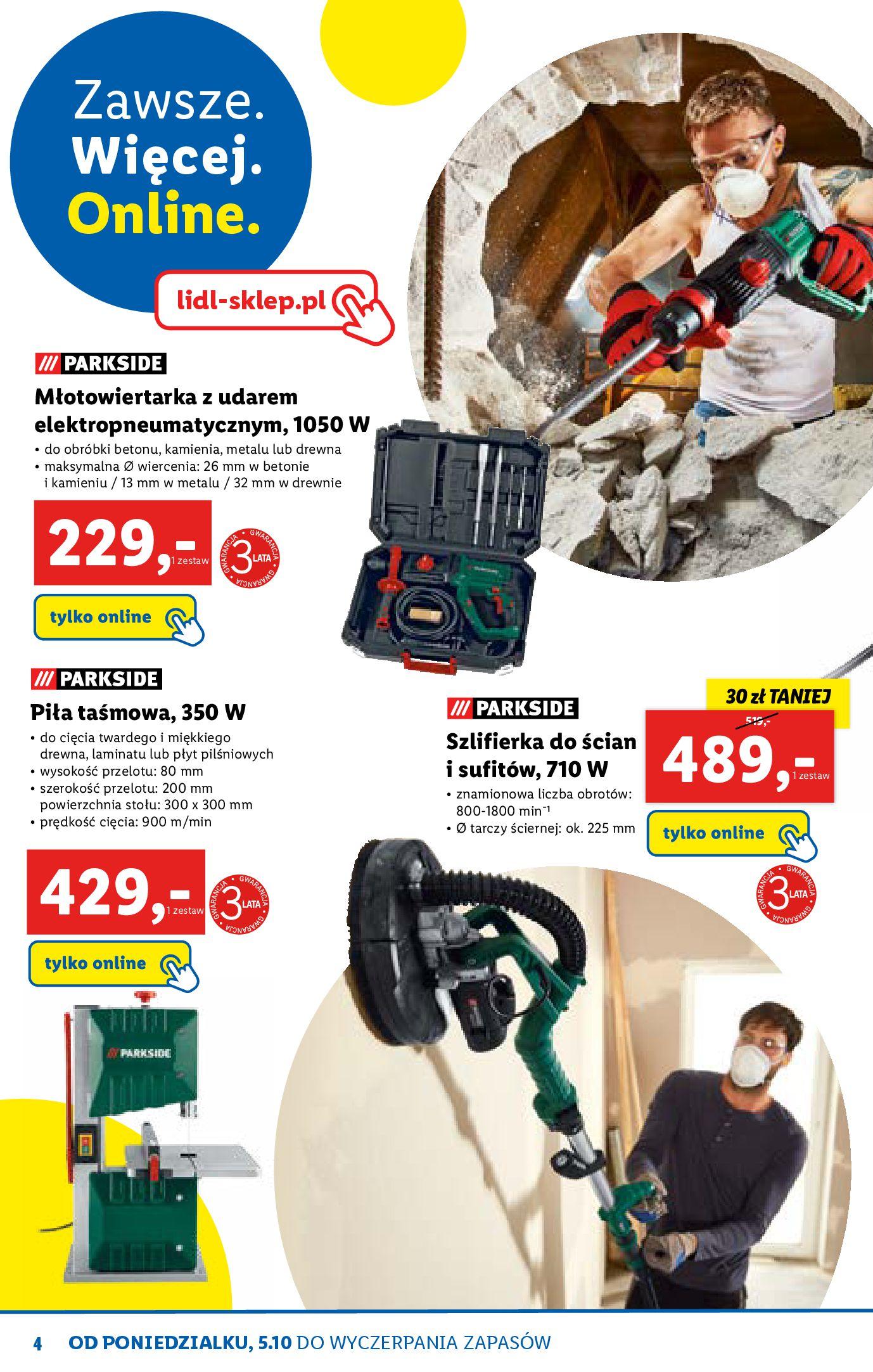 Gazetka Lidl - Katalog sklepu ONLINE-04.10.2020-31.10.2020-page-4