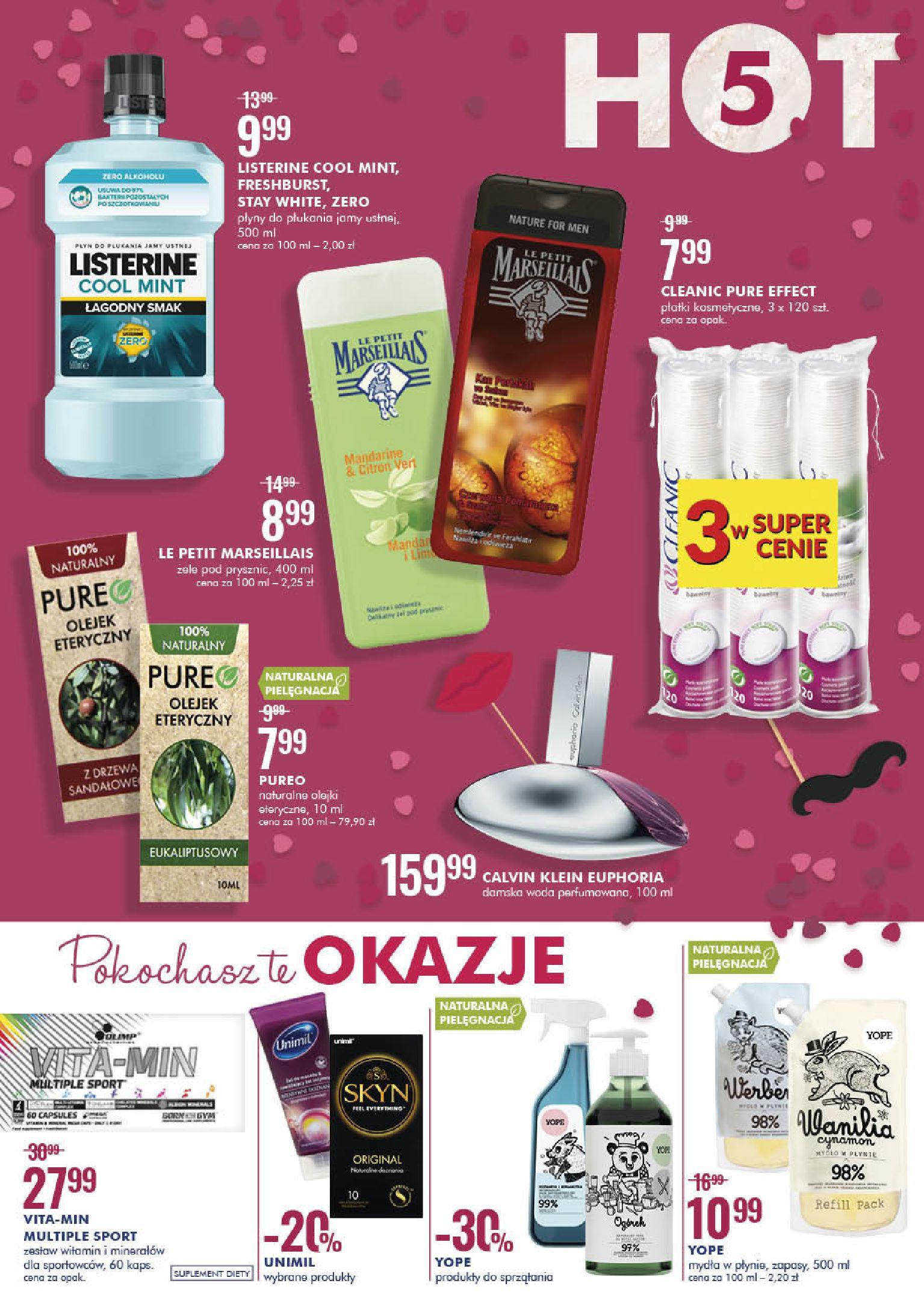 Gazetka Super-Pharm - Świetnie, aż MOŻNA SIĘ ZAKOCHAĆ-12.02.2020-26.02.2020-page-2