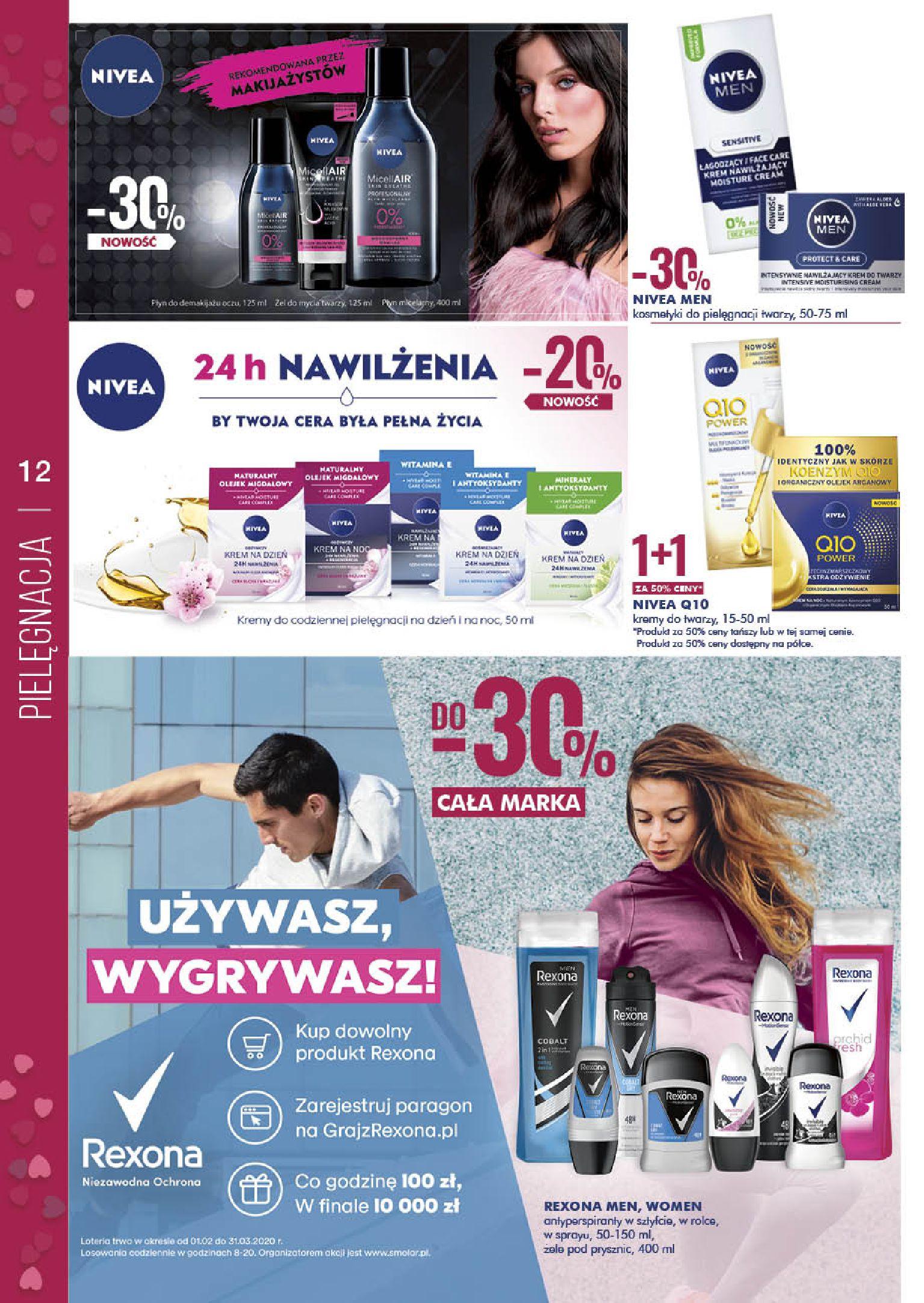 Gazetka Super-Pharm - Świetnie, aż MOŻNA SIĘ ZAKOCHAĆ-12.02.2020-26.02.2020-page-12