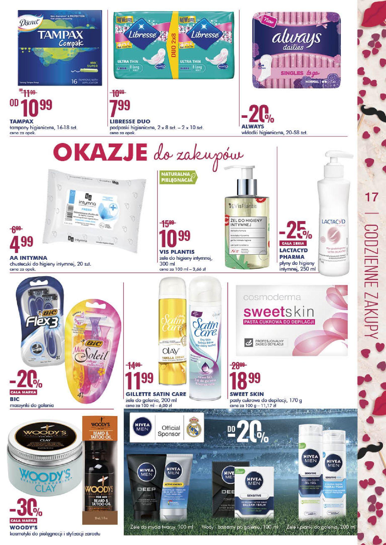 Gazetka Super-Pharm - Świetnie, aż MOŻNA SIĘ ZAKOCHAĆ-12.02.2020-26.02.2020-page-17