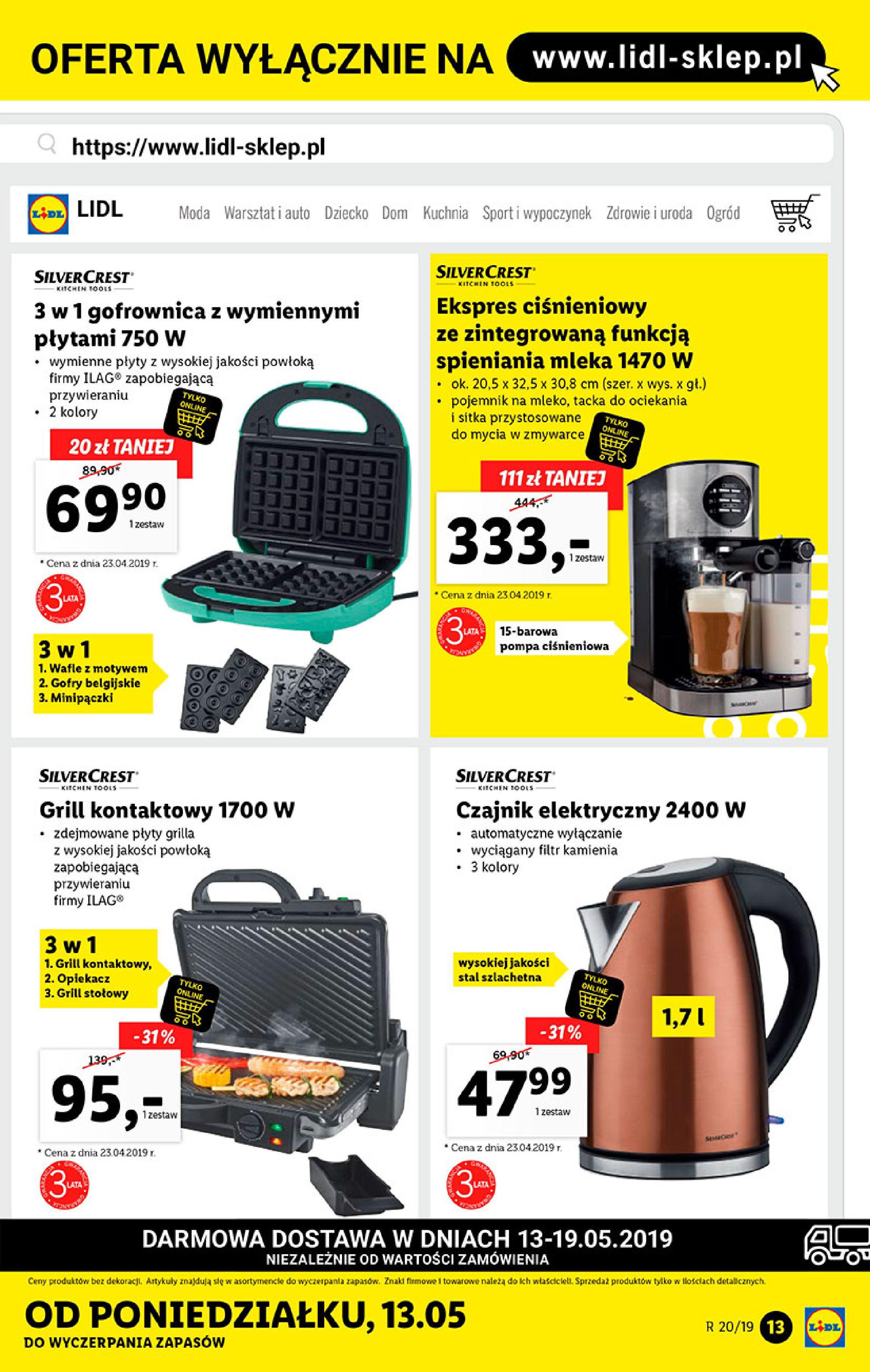 Gazetka Lidl - Katalog-12.05.2019-18.05.2019-page-