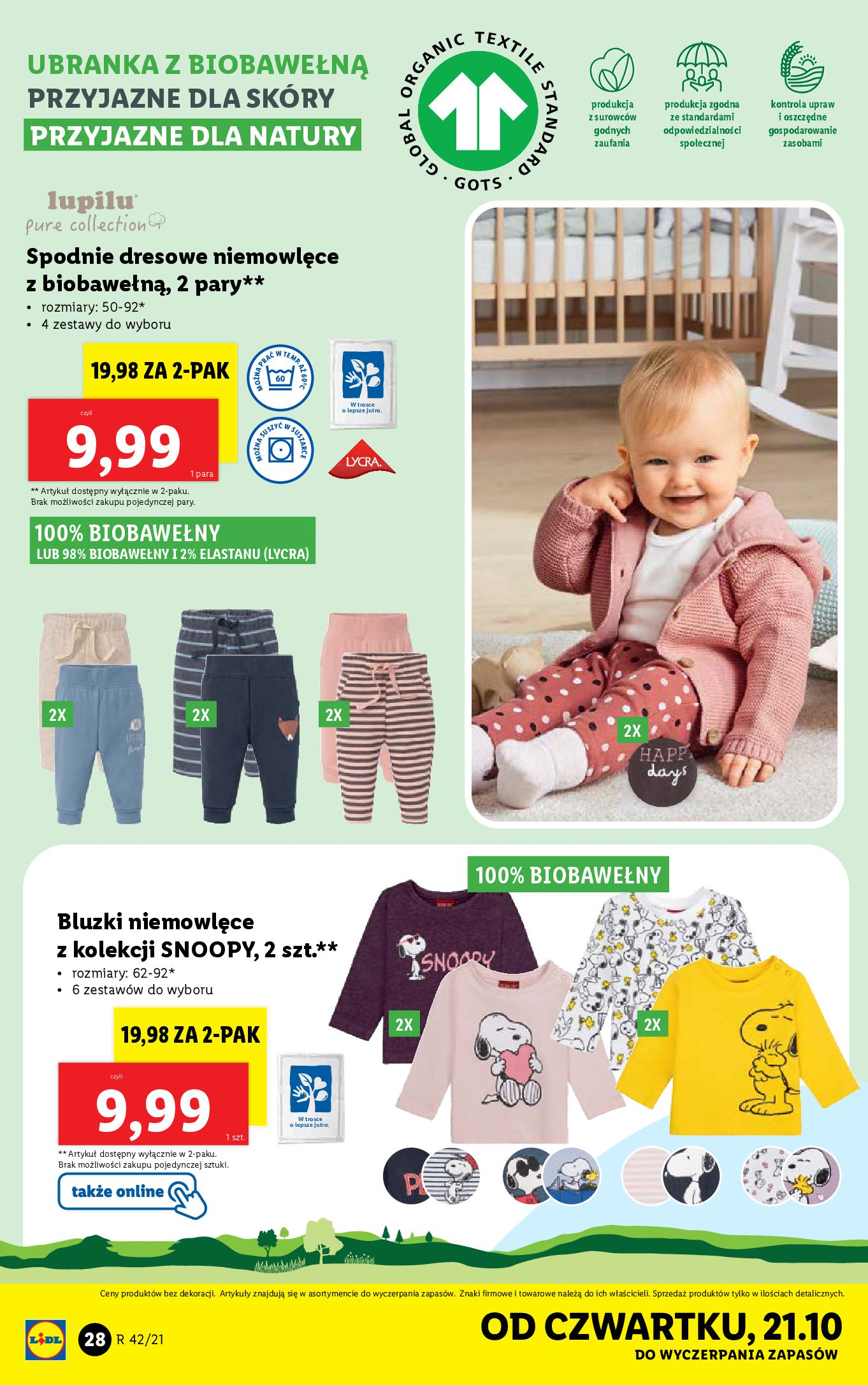Gazetka Lidl: Gazetka Lidl - katalog 18-24.10. 2021-10-18 page-28