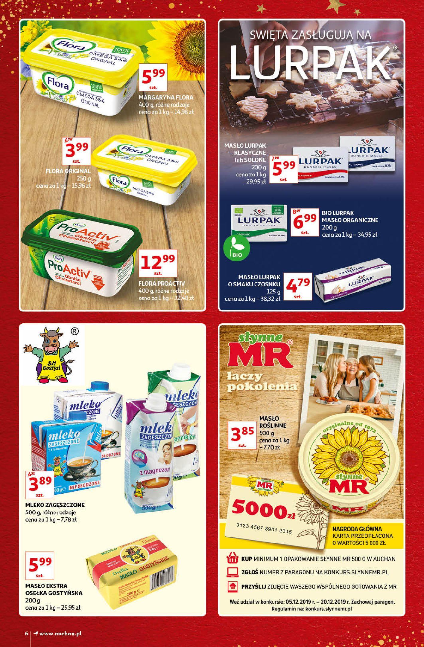 Gazetka Auchan - Kultowe Marki Hipermarkety-04.12.2019-15.12.2019-page-6