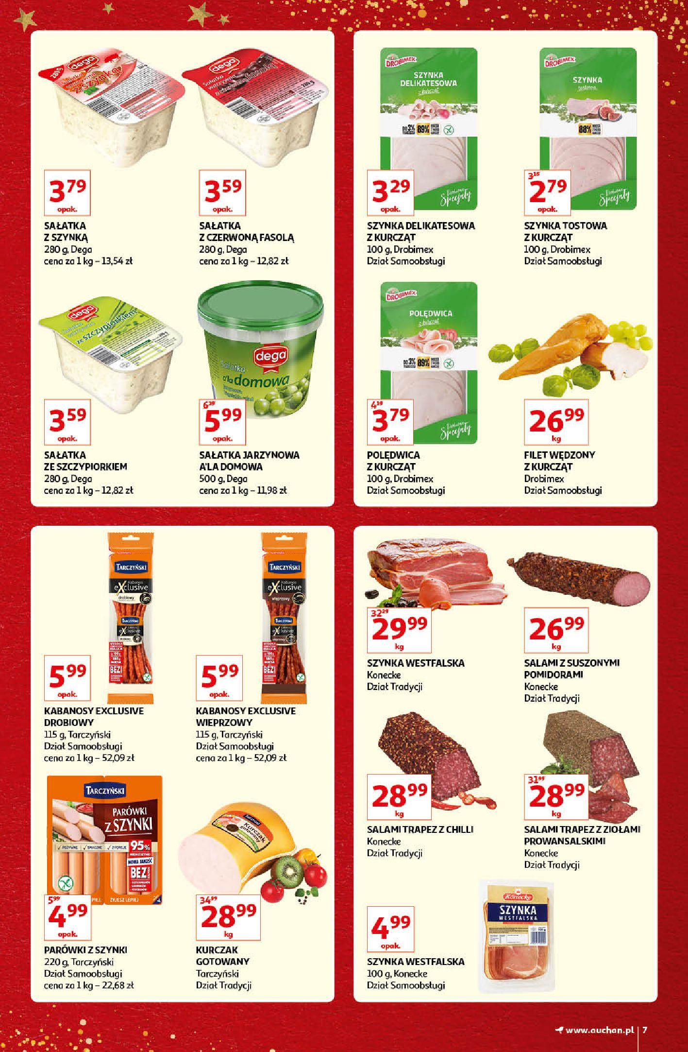 Gazetka Auchan - Kultowe Marki Hipermarkety-04.12.2019-15.12.2019-page-7