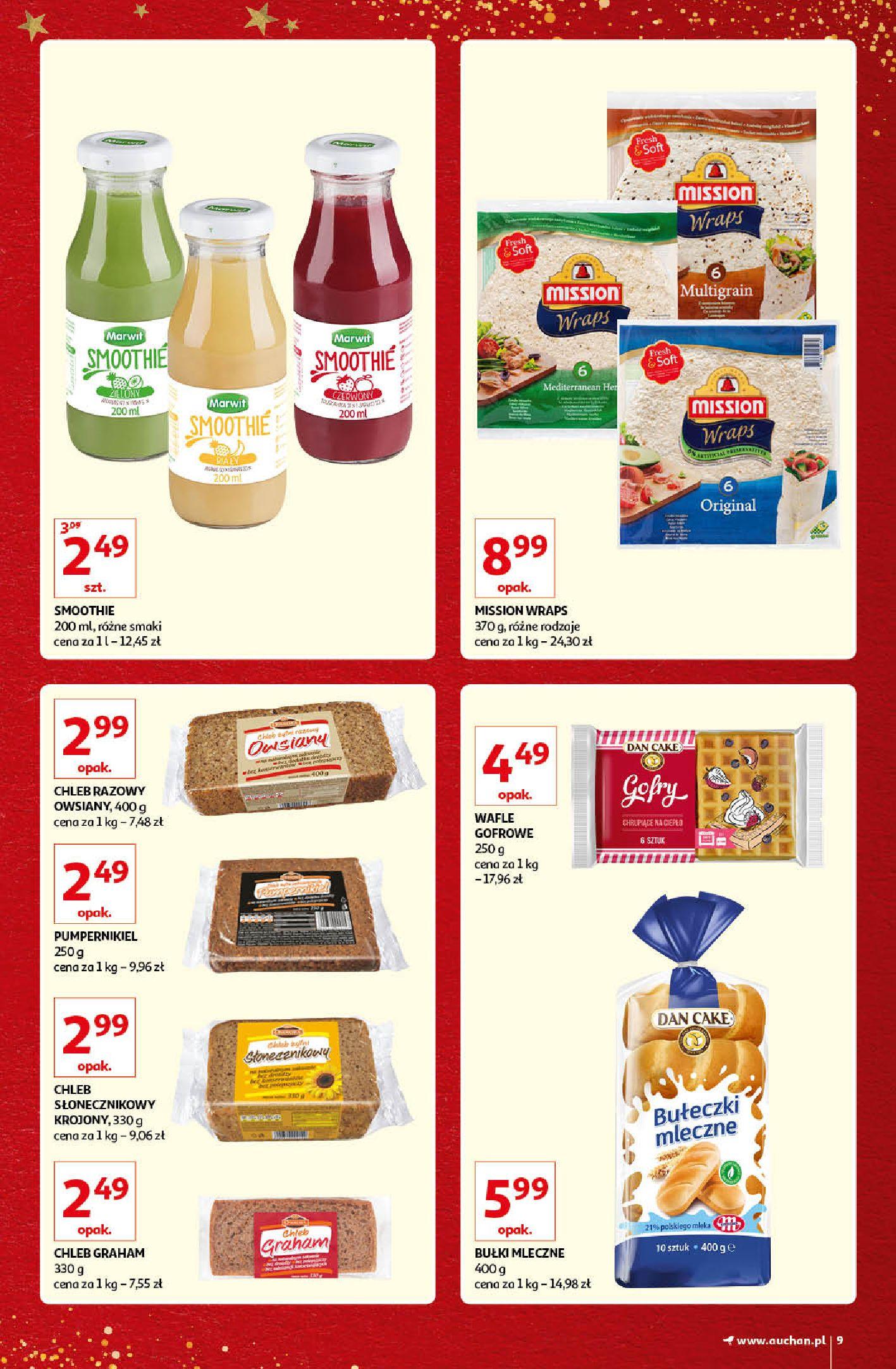 Gazetka Auchan - Kultowe Marki Hipermarkety-04.12.2019-15.12.2019-page-9