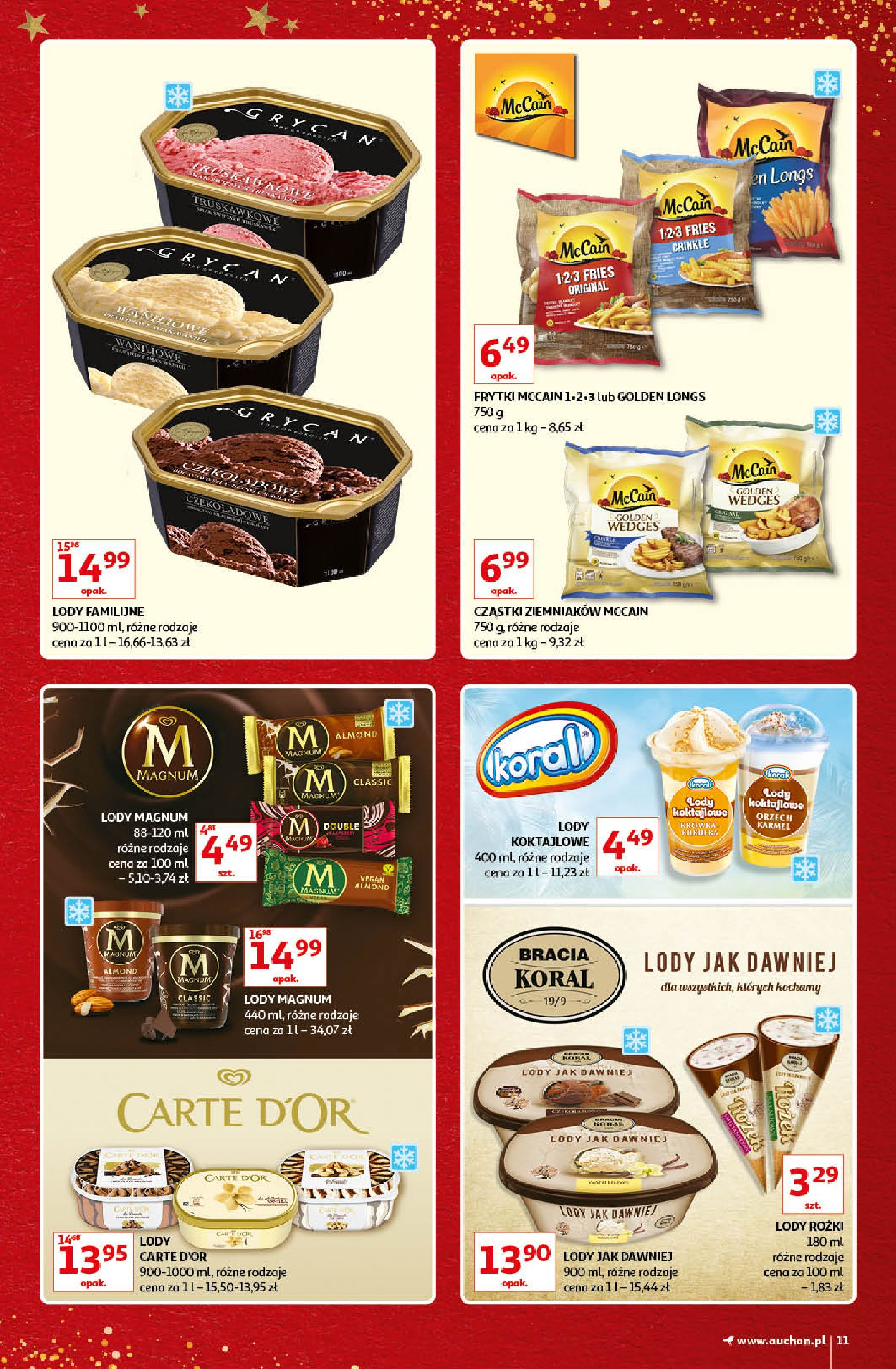 Gazetka Auchan - Kultowe Marki Hipermarkety-04.12.2019-15.12.2019-page-11