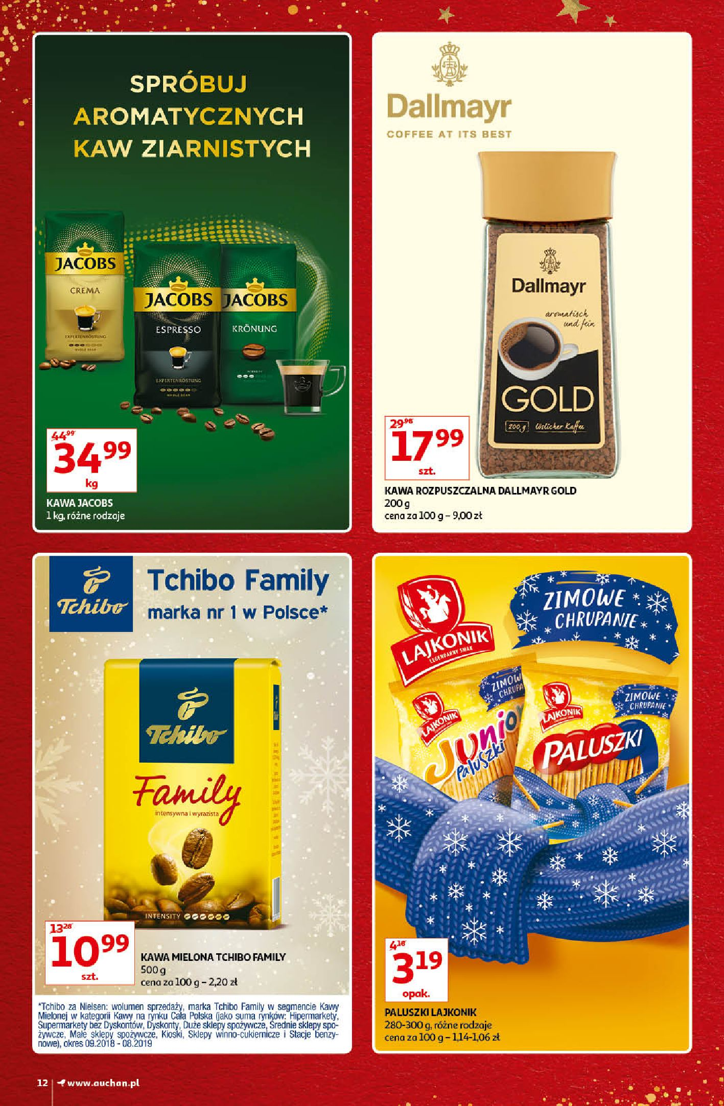 Gazetka Auchan - Kultowe Marki Hipermarkety-04.12.2019-15.12.2019-page-12