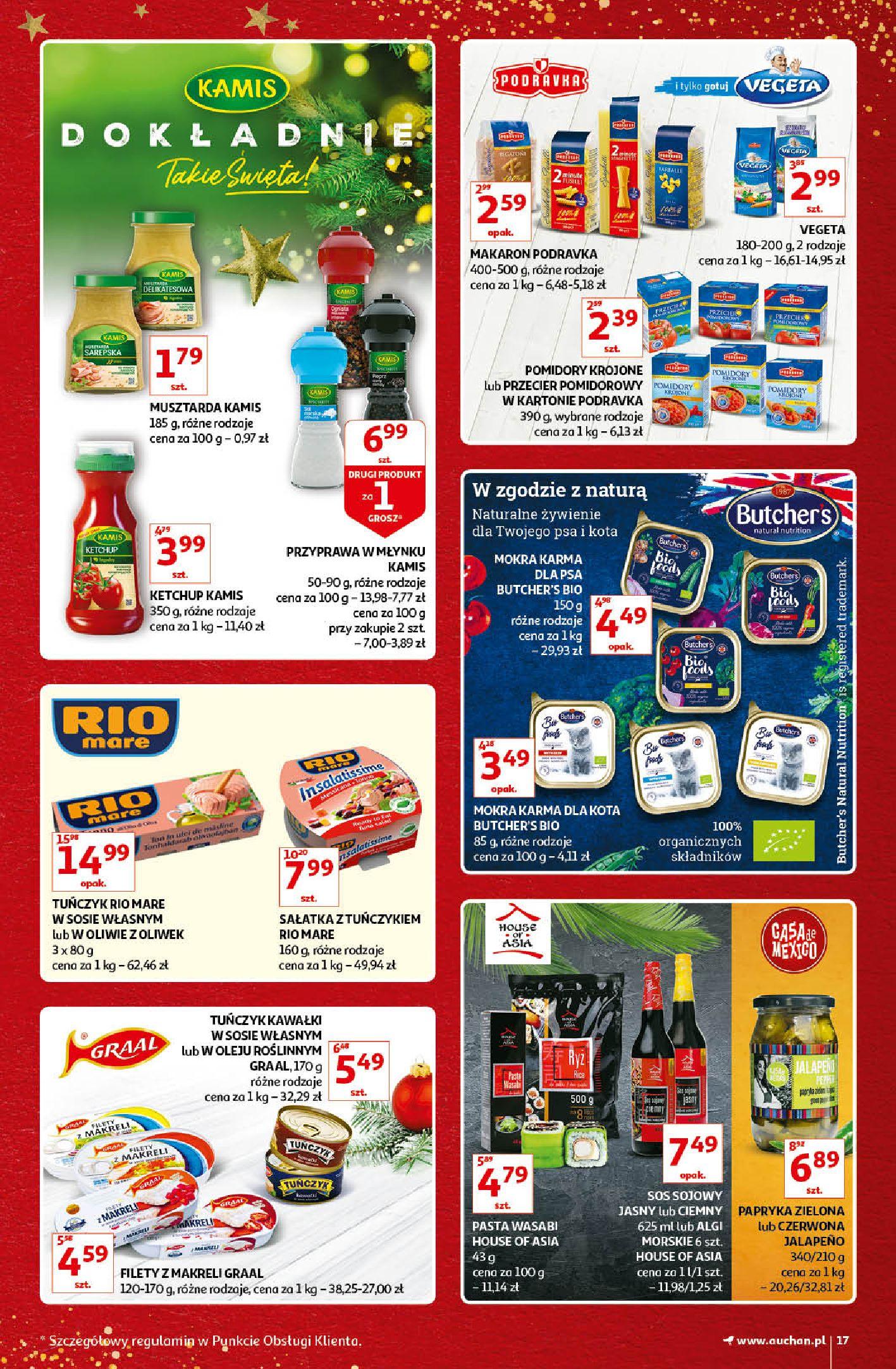 Gazetka Auchan - Kultowe Marki Hipermarkety-04.12.2019-15.12.2019-page-17
