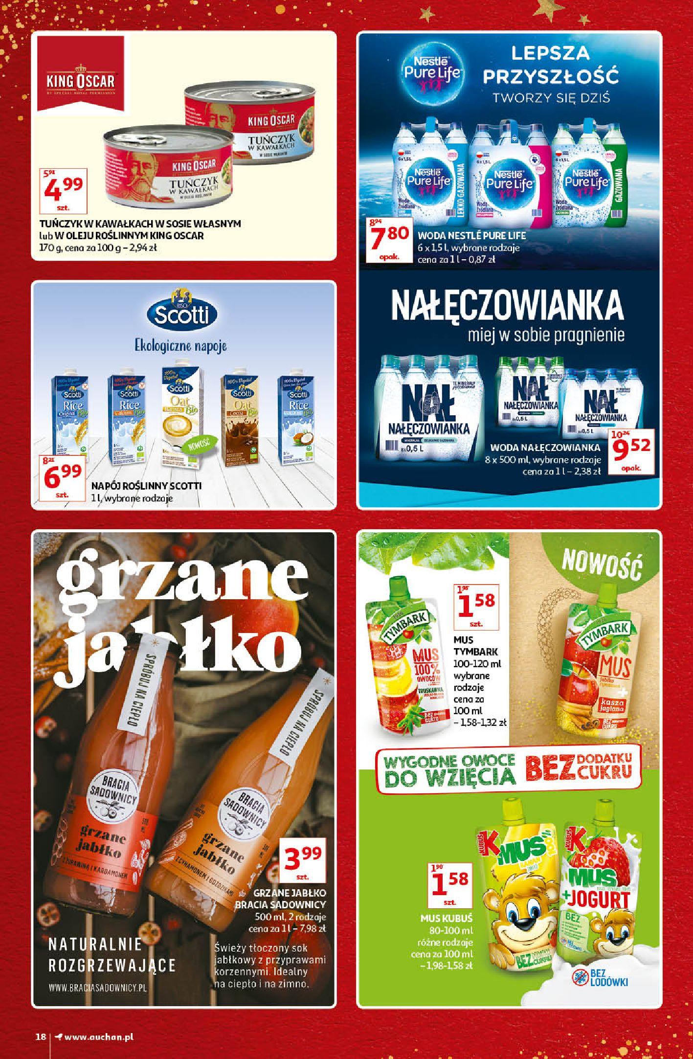 Gazetka Auchan - Kultowe Marki Hipermarkety-04.12.2019-15.12.2019-page-18