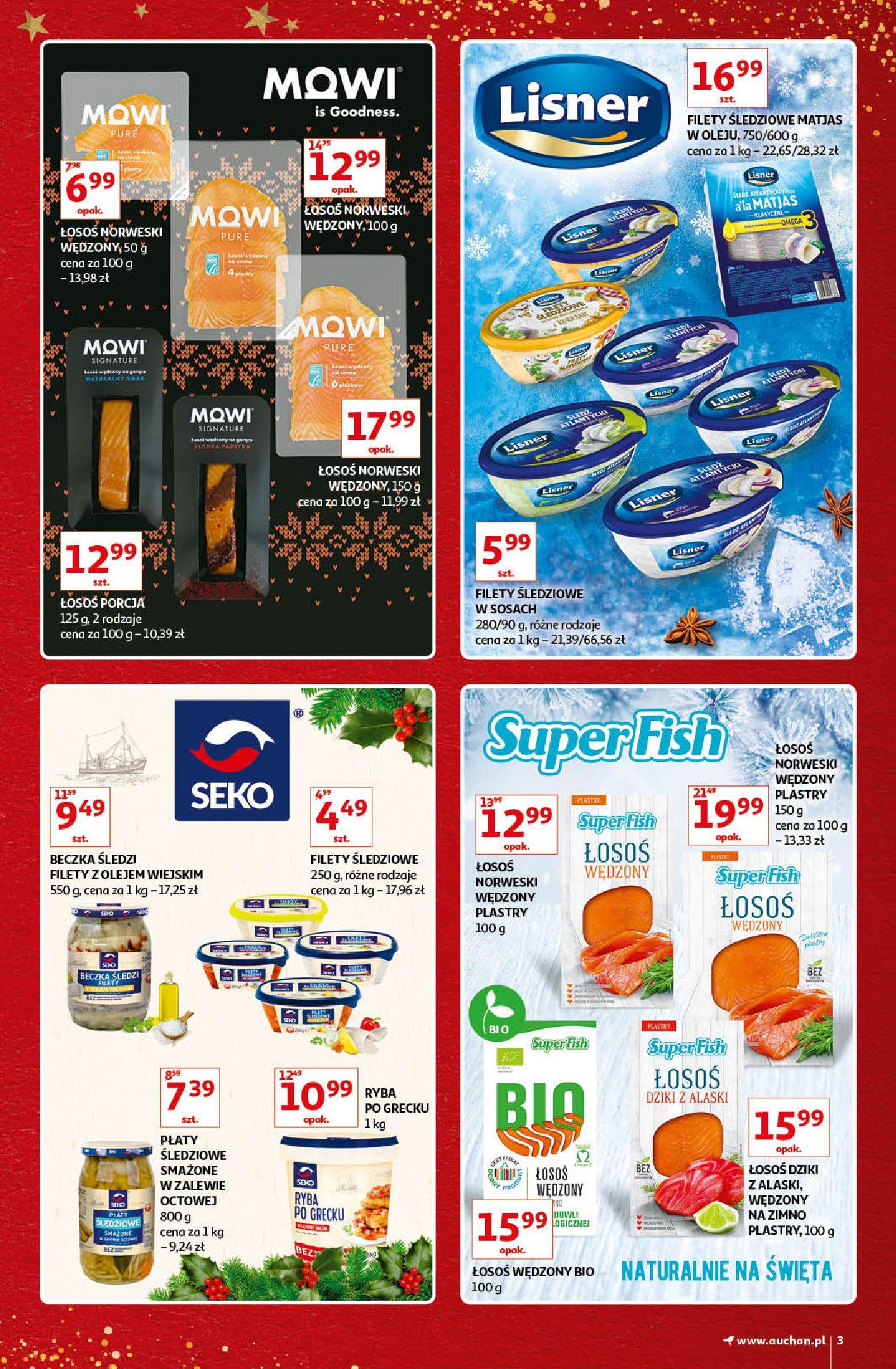 Gazetka Auchan - Kultowe Marki Hipermarkety-04.12.2019-15.12.2019-page-3