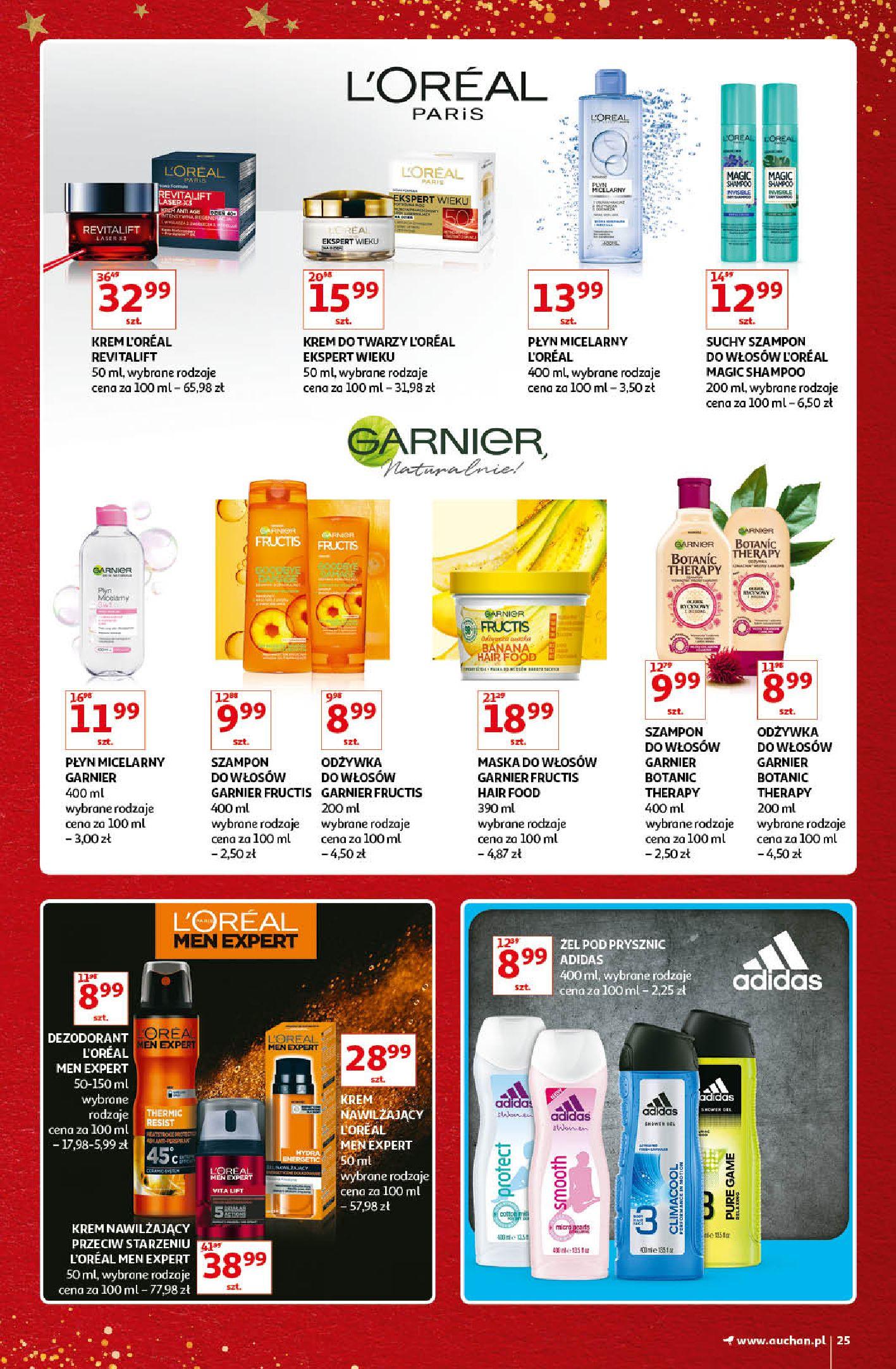 Gazetka Auchan - Kultowe Marki Hipermarkety-04.12.2019-15.12.2019-page-25