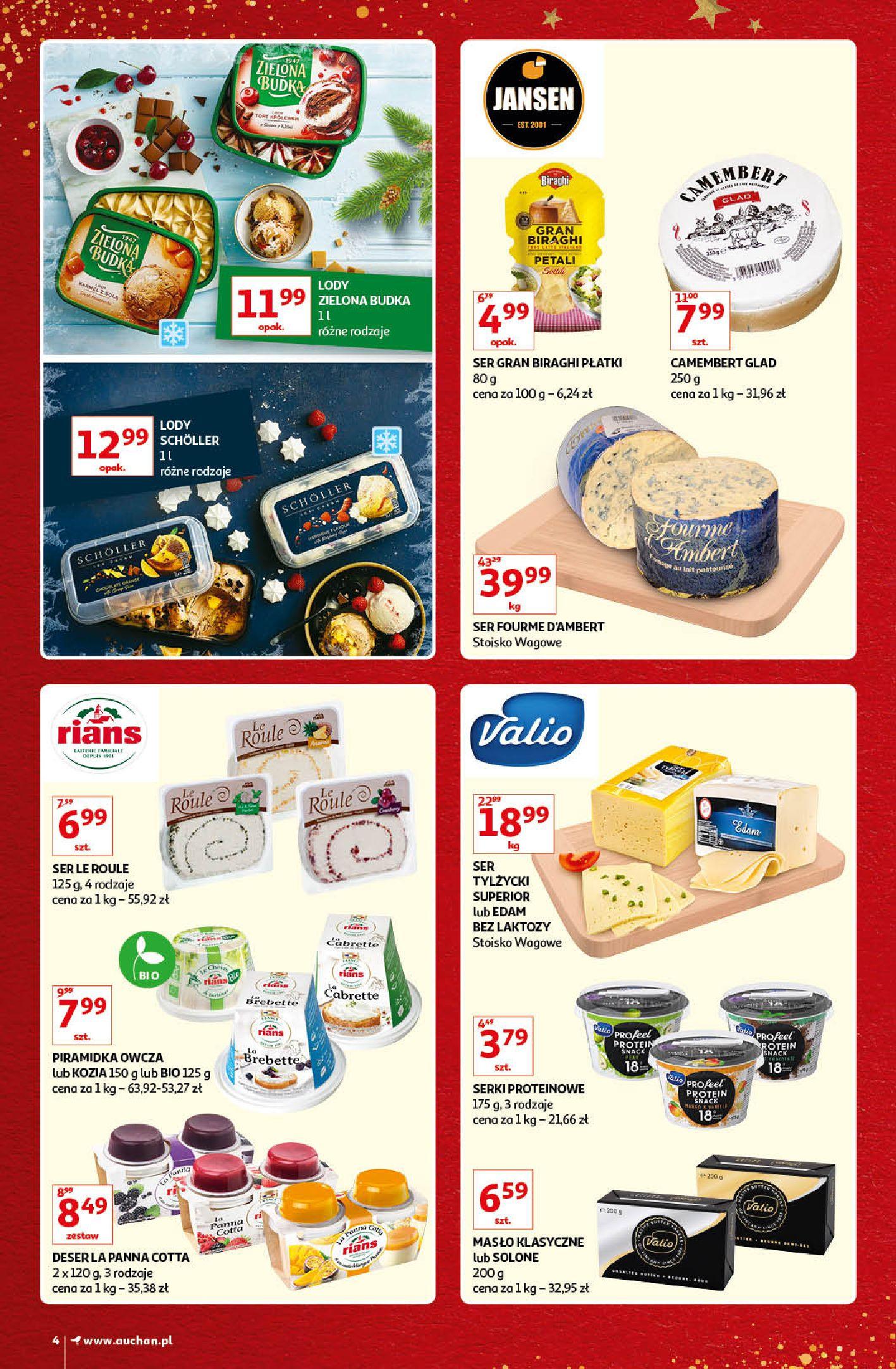 Gazetka Auchan - Kultowe Marki Hipermarkety-04.12.2019-15.12.2019-page-4