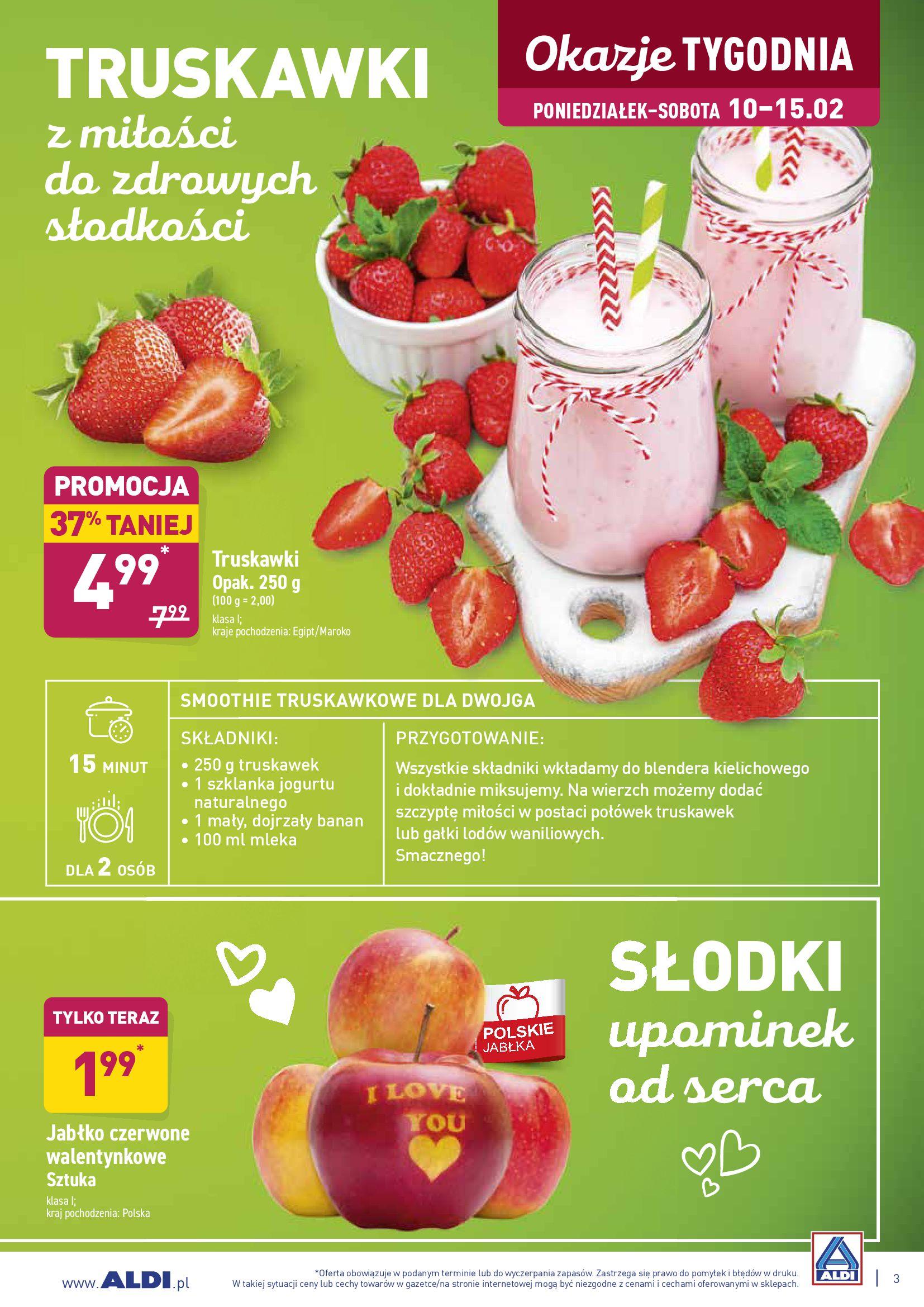 Gazetka Aldi - Upominek od serca-09.02.2020-15.02.2020-page-3