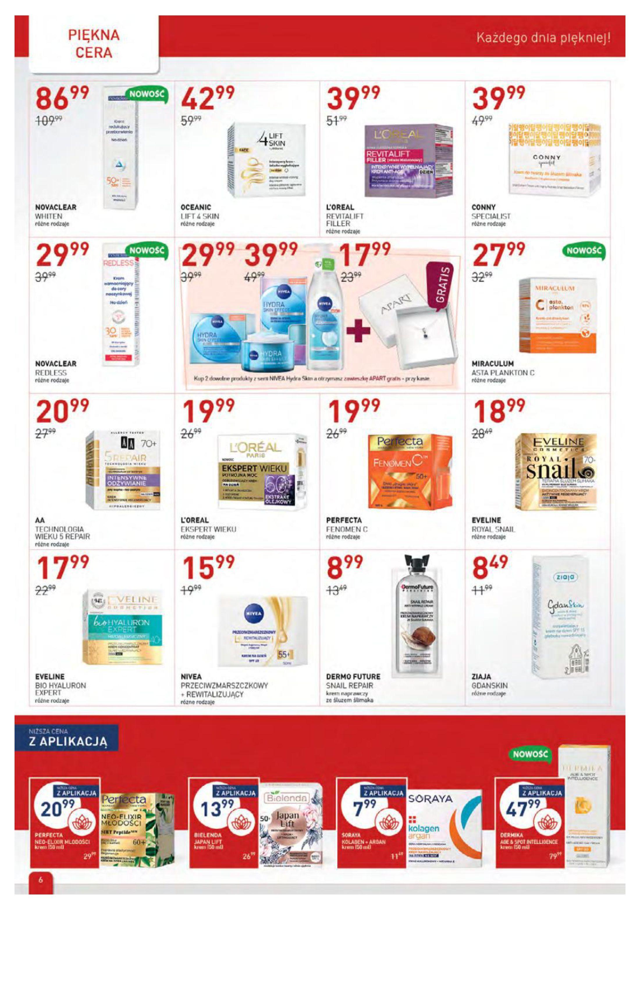 Gazetka Drogerie Jawa: Gazetka Drogerie Jawa 2021-09-07 page-6