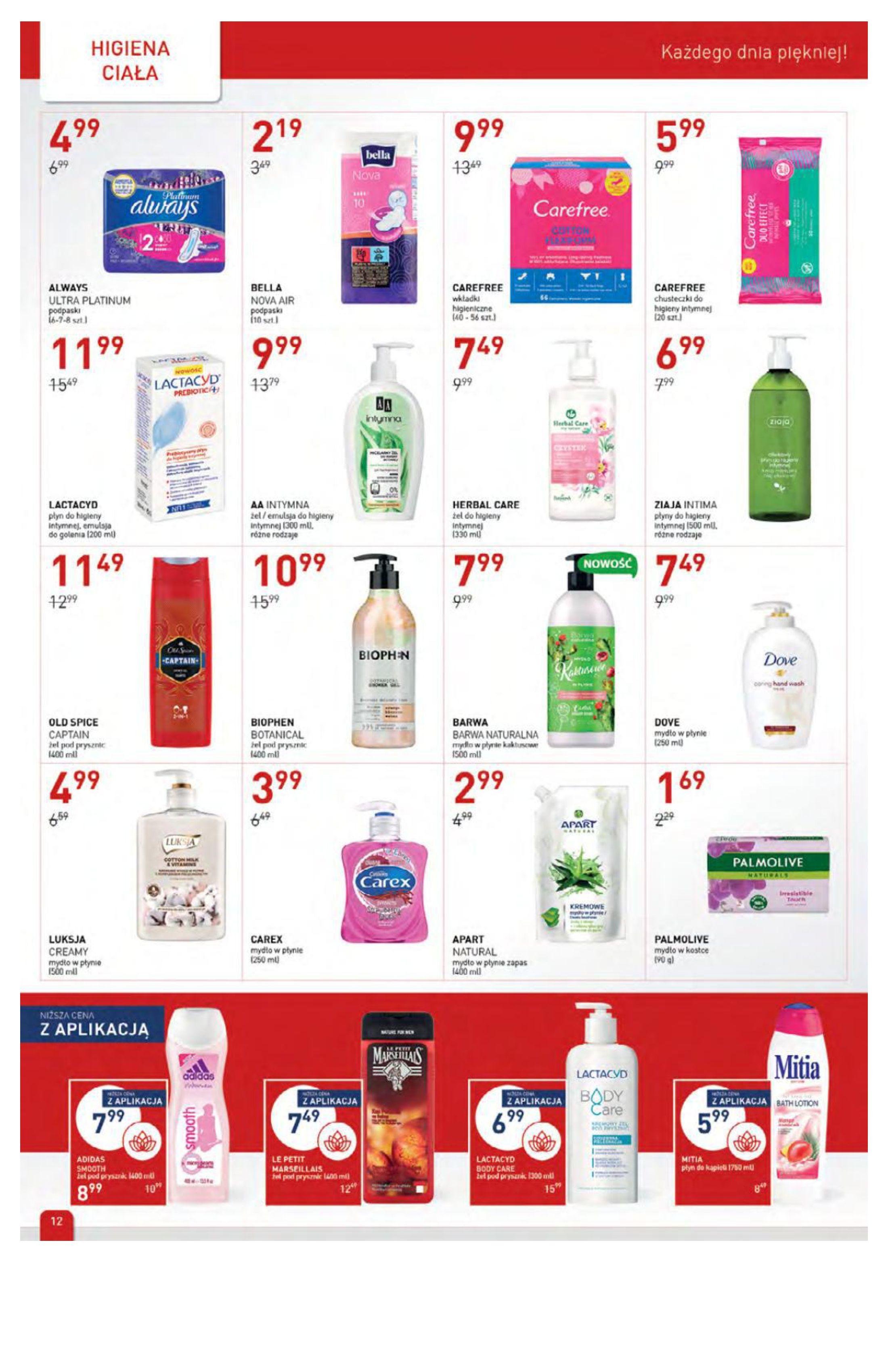 Gazetka Drogerie Jawa: Gazetka Drogerie Jawa 2021-09-07 page-12